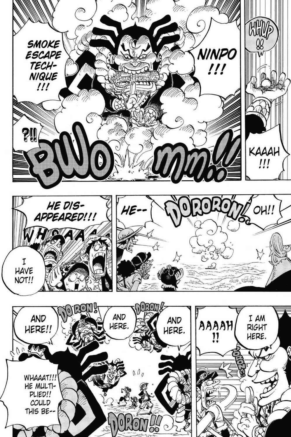 One Piece Chapter 817 Page 25