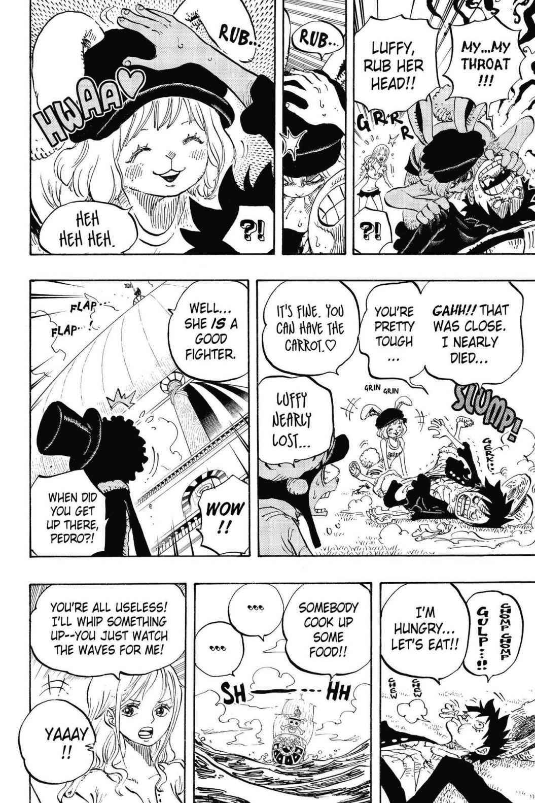 One Piece Chapter 823 Page 17