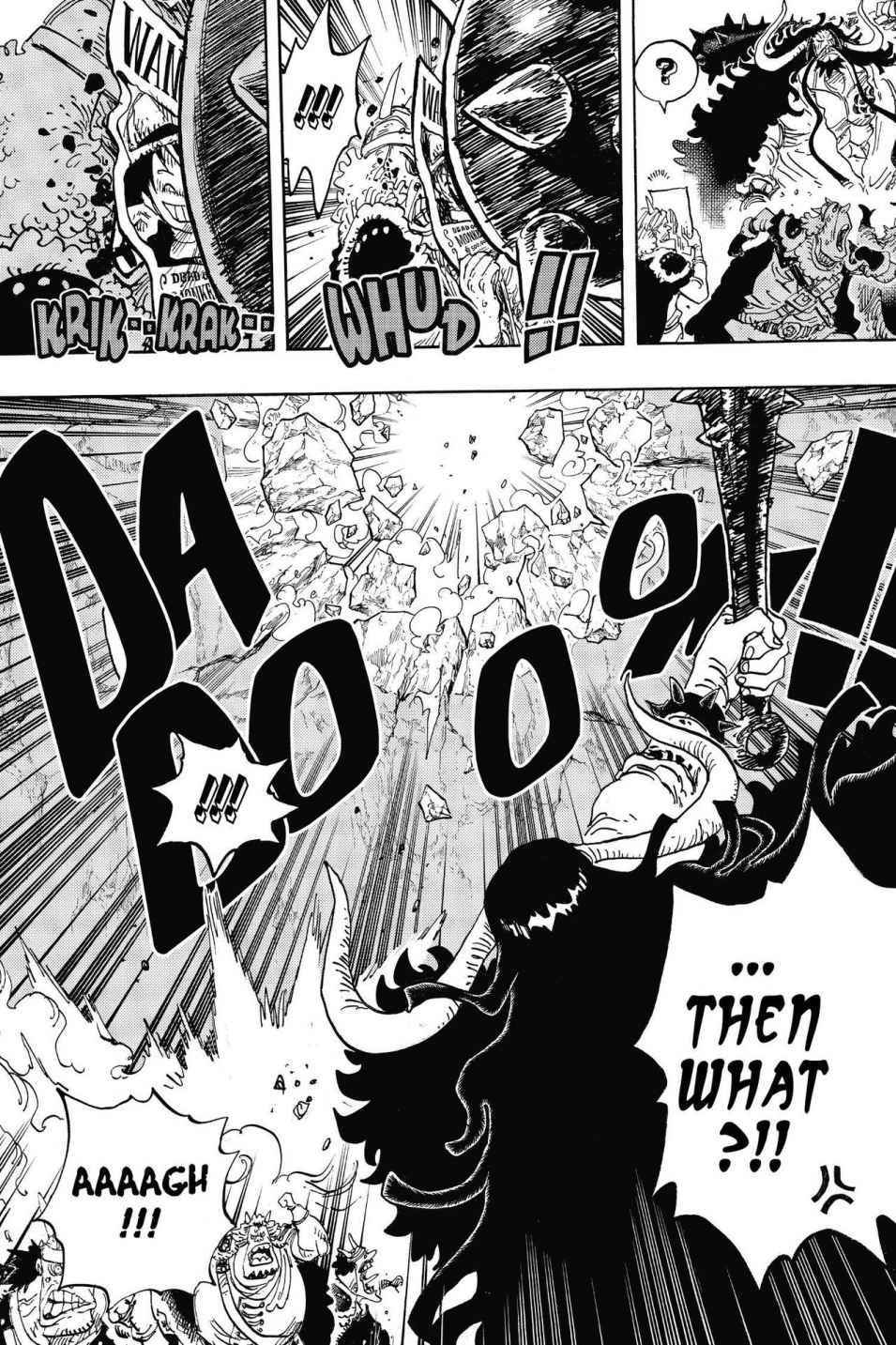 One Piece Chapter 824 Page 11