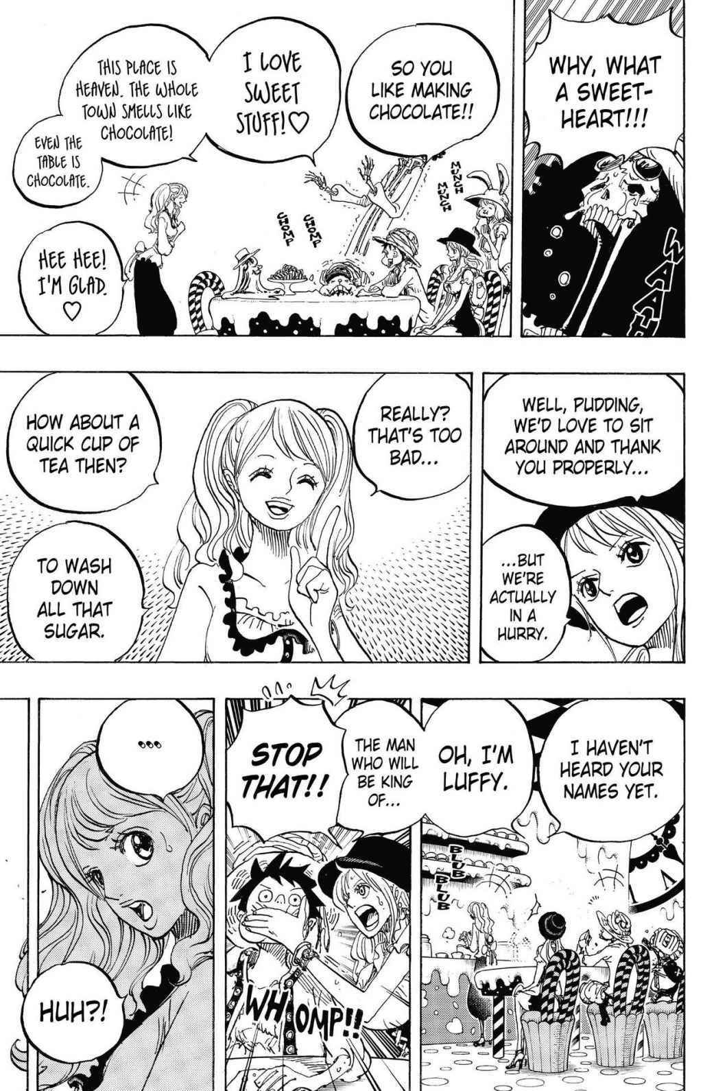 One Piece Chapter 827 Page 13