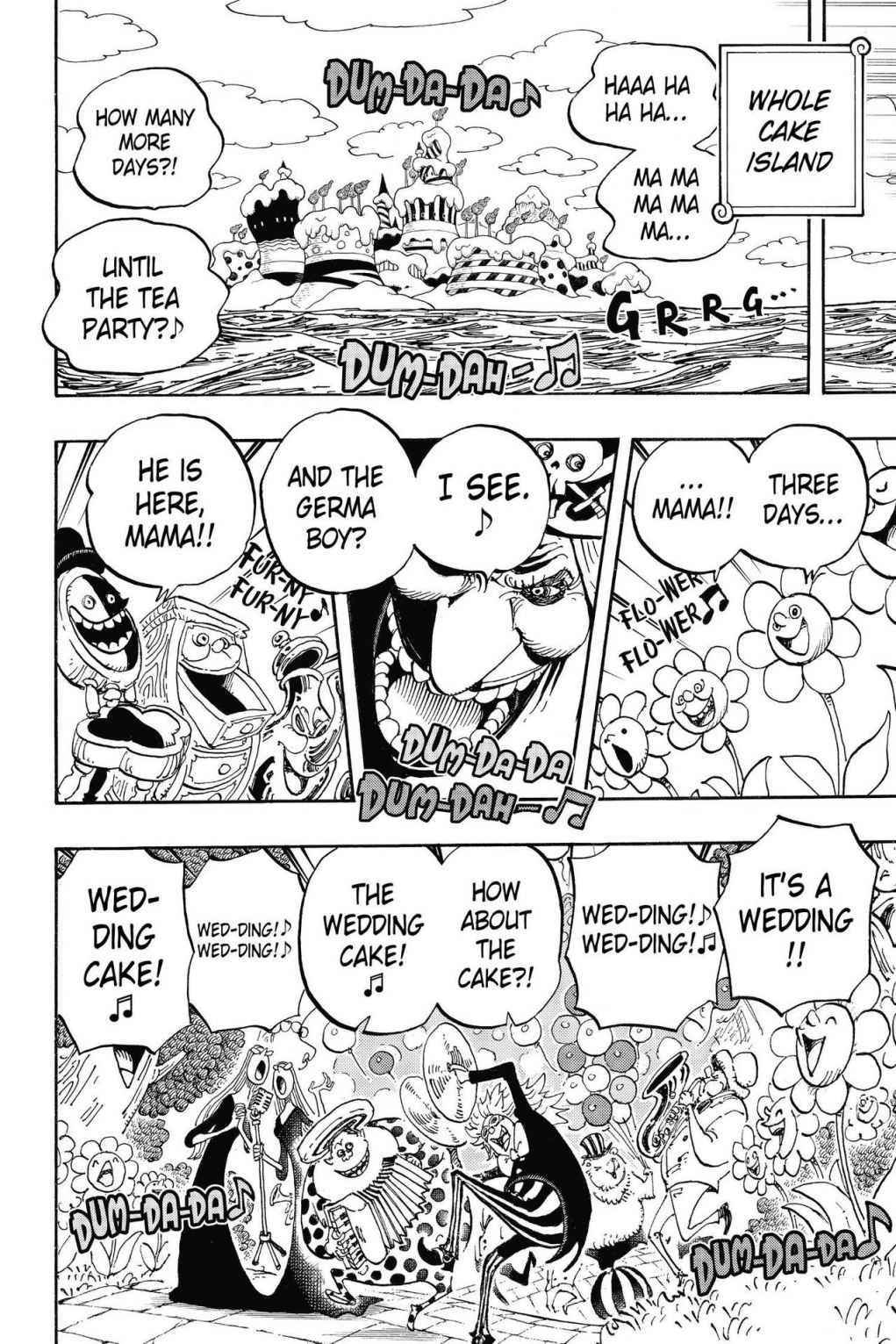 One Piece Chapter 827 Page 14