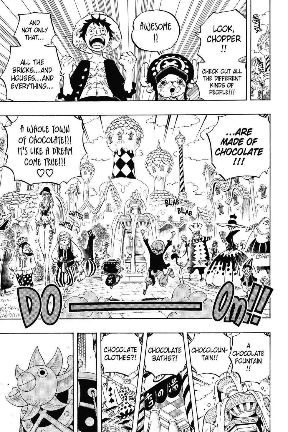 One Piece Chapter 827 Page 3