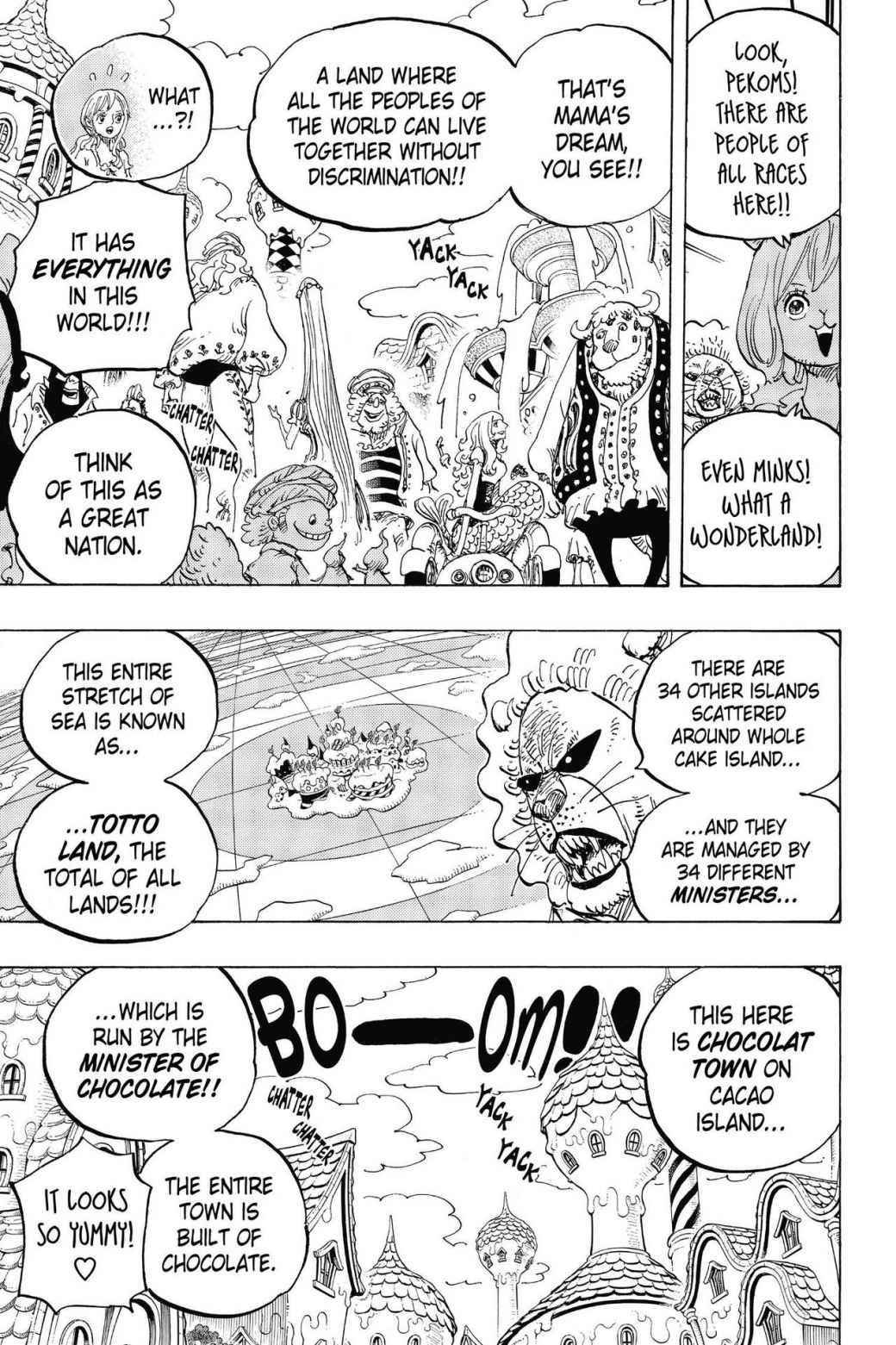 One Piece Chapter 827 Page 5