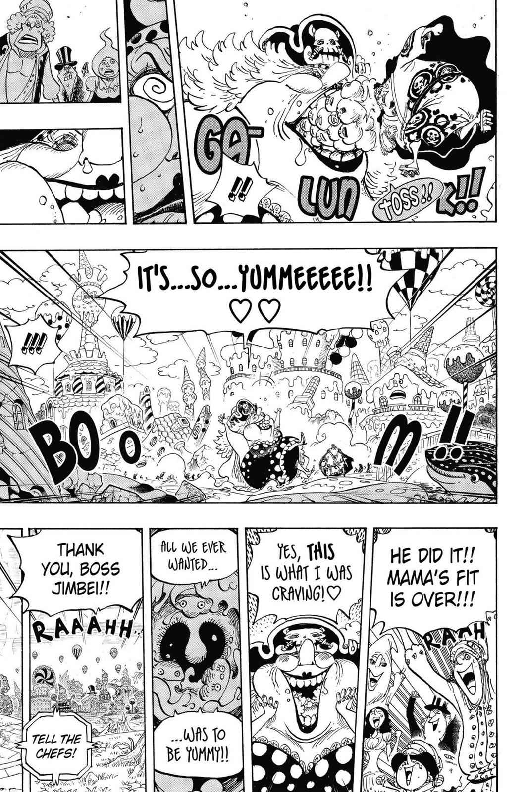 One Piece Chapter 829 Page 14