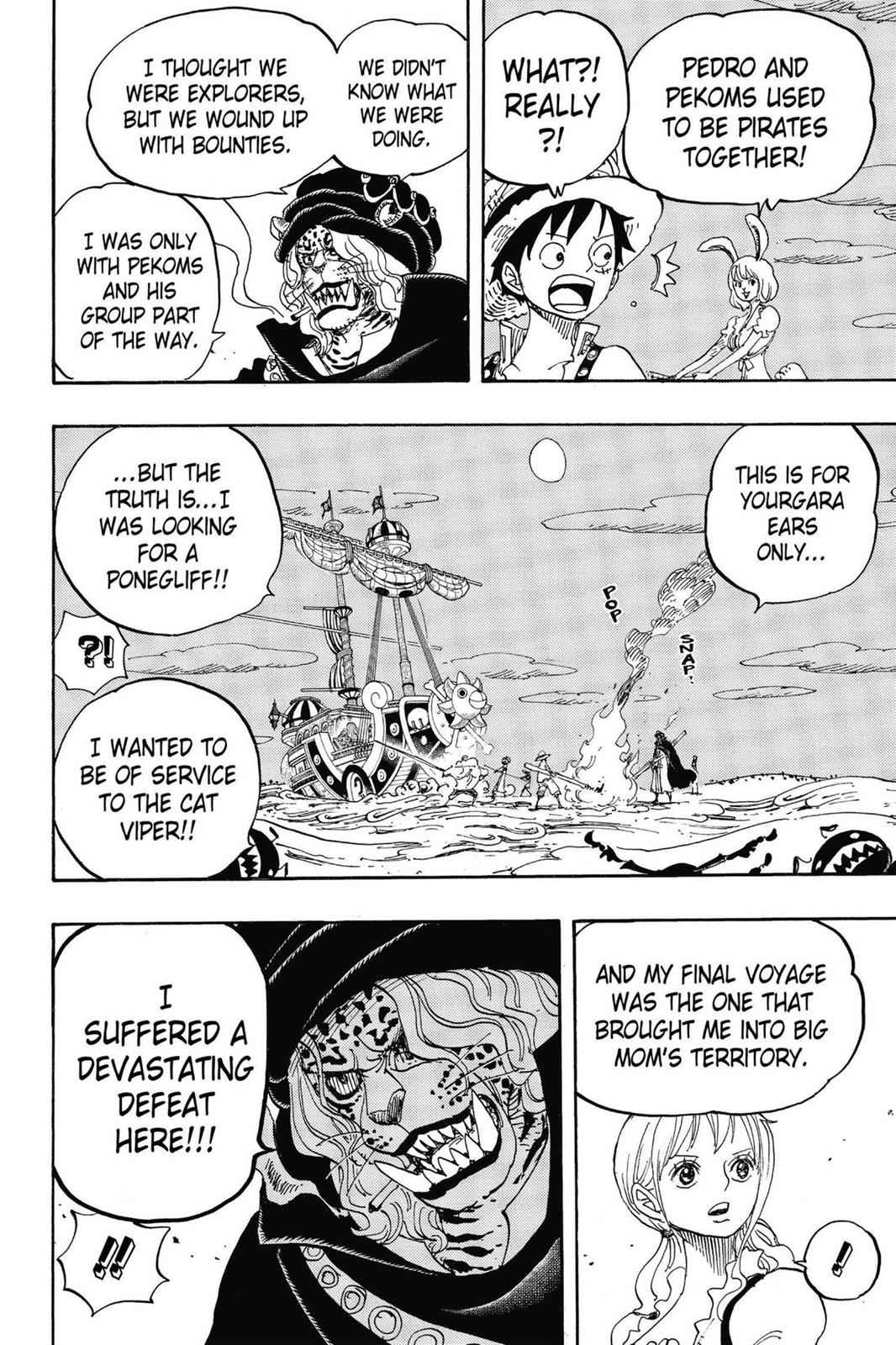 One Piece Chapter 830 Page 12