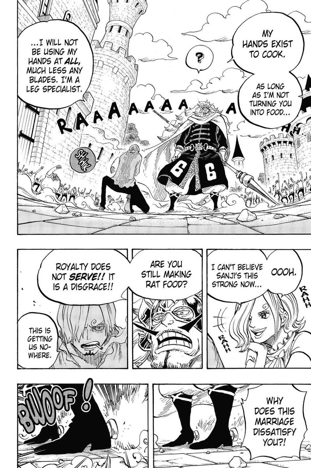 One Piece Chapter 833 Page 10