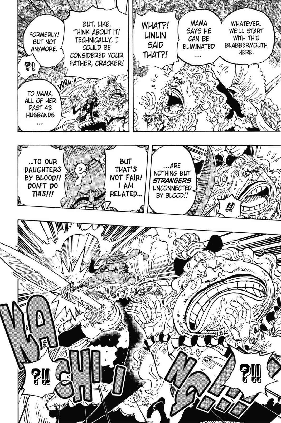 One Piece Chapter 836 Page 10