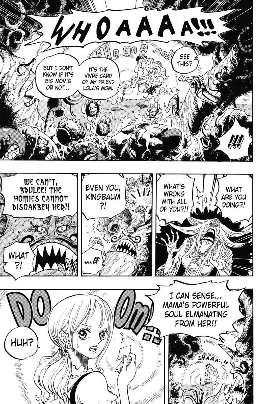 One Piece Chapter 836 Page 13