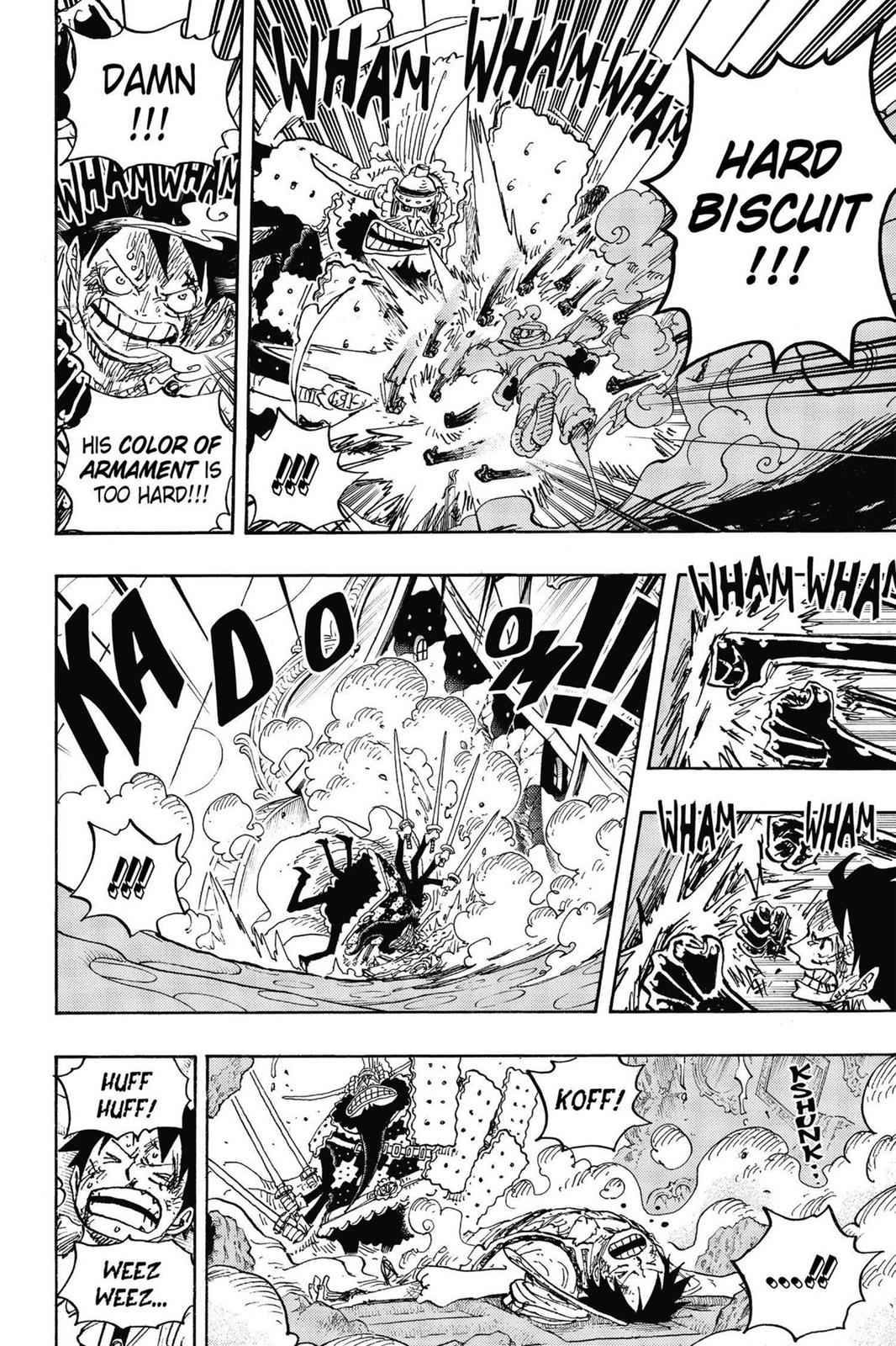 One Piece Chapter 837 Page 13