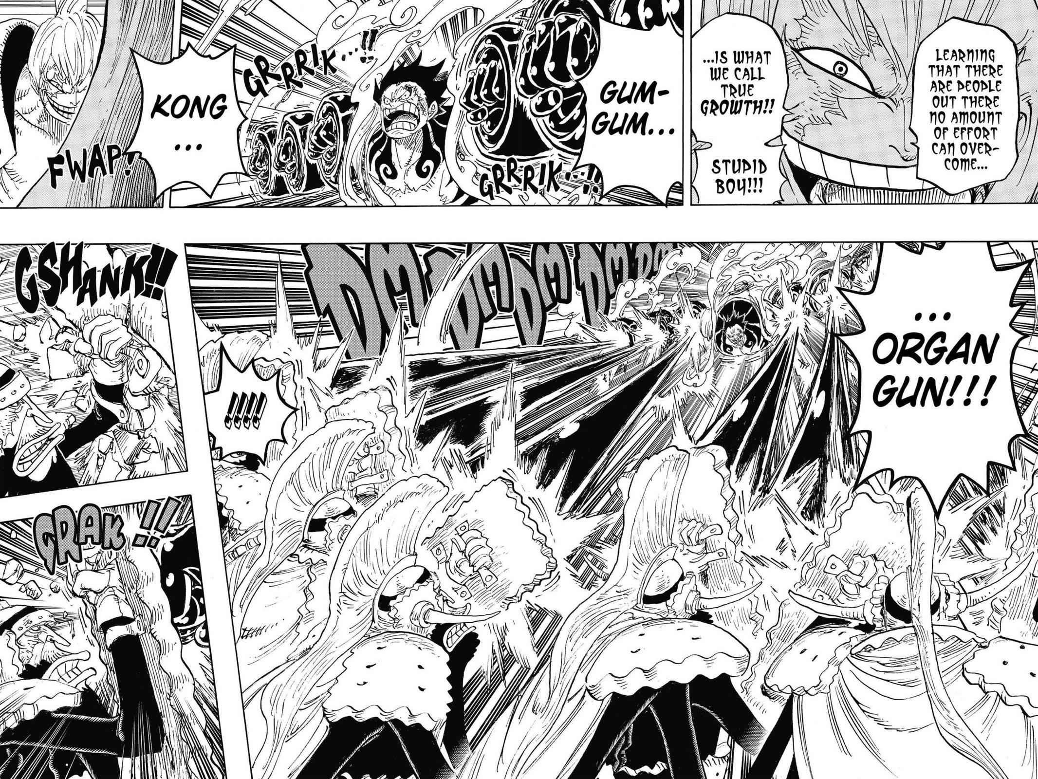 One Piece Chapter 838 Page 9