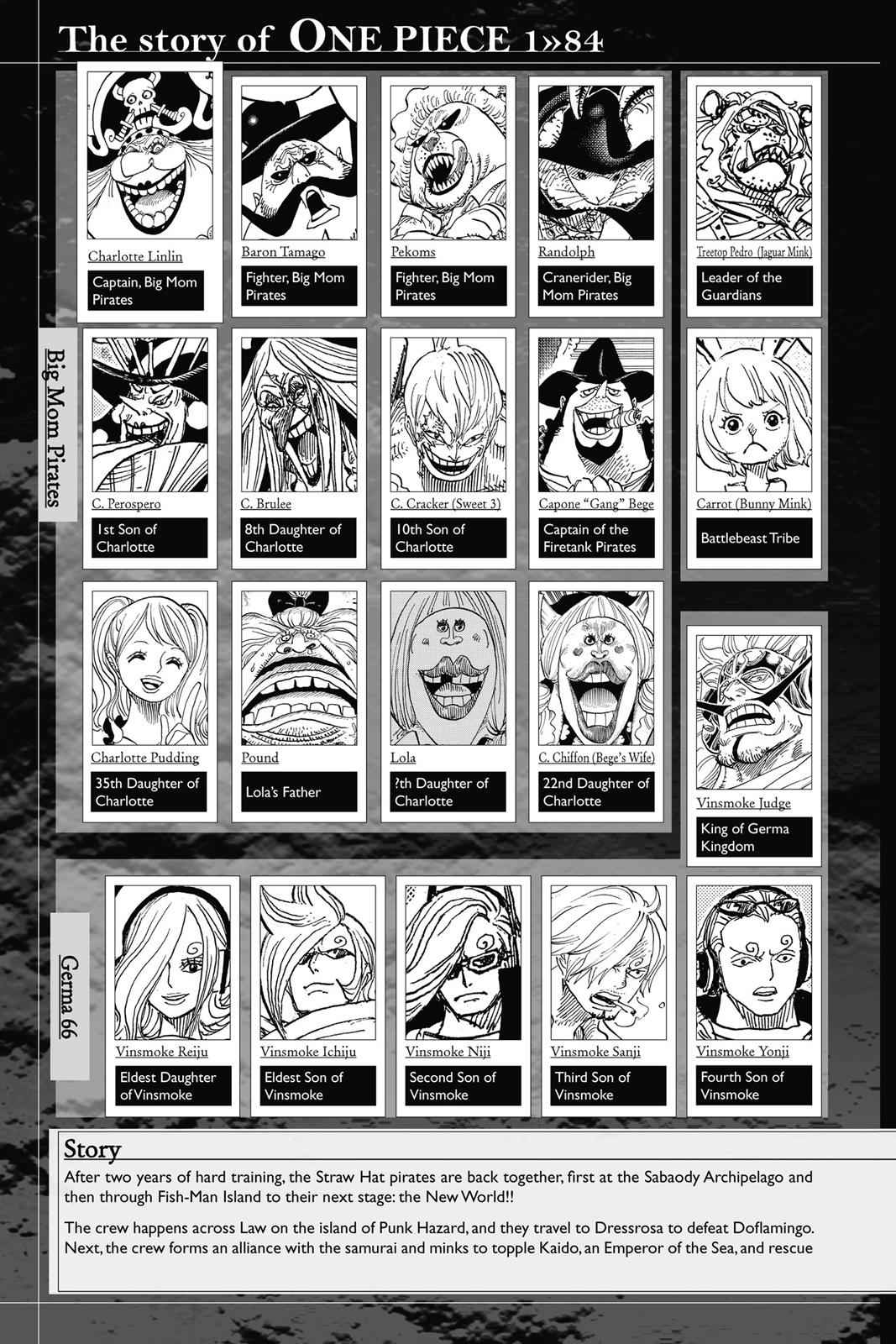 One Piece Chapter 839 Page 6
