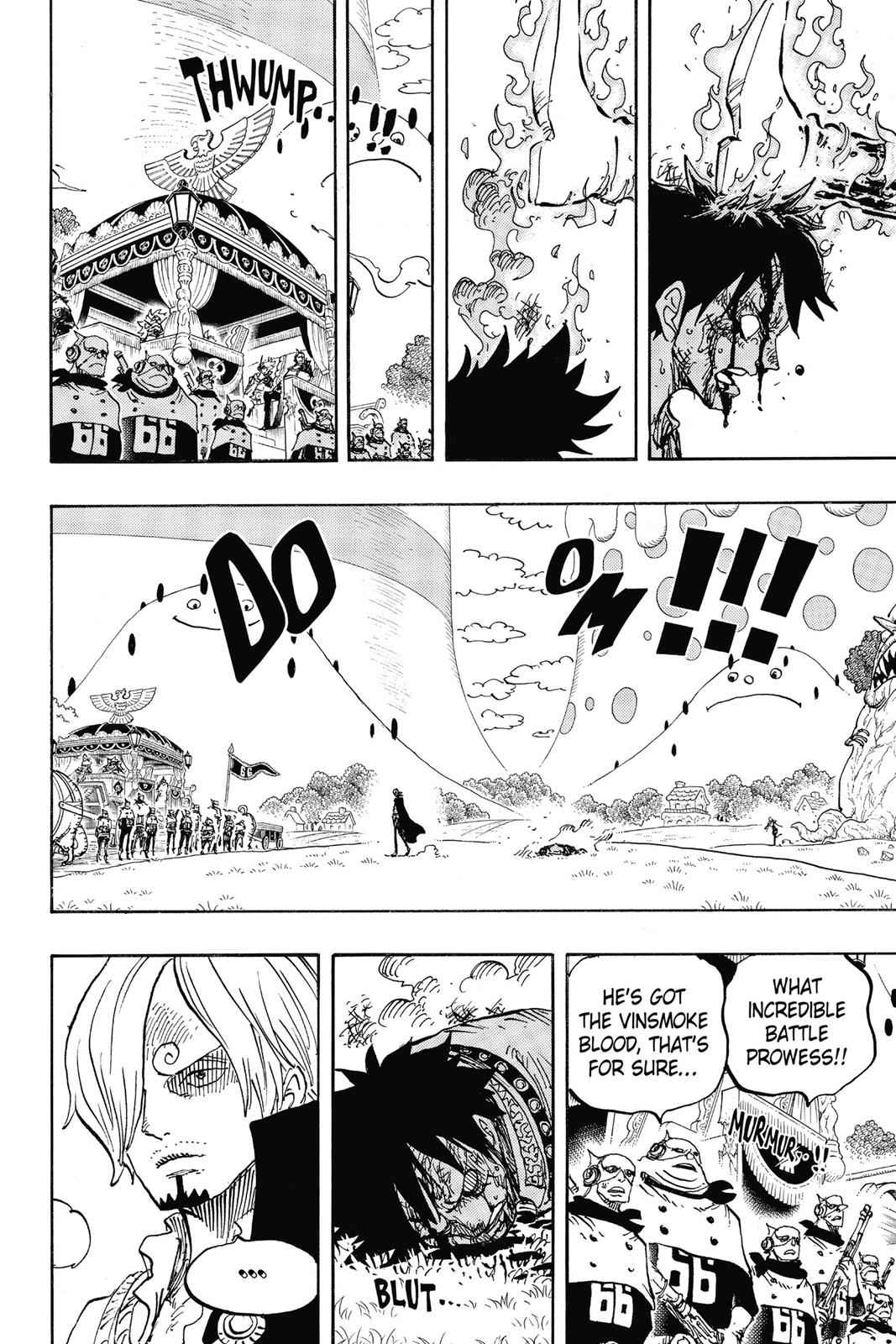 One Piece Chapter 844 Page 11