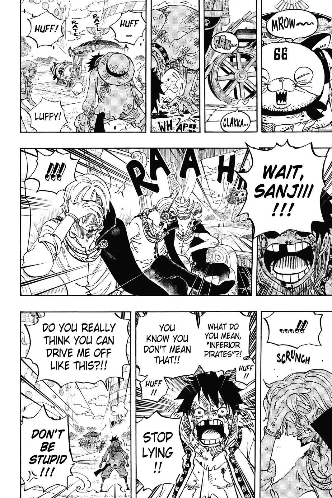 One Piece Chapter 844 Page 13