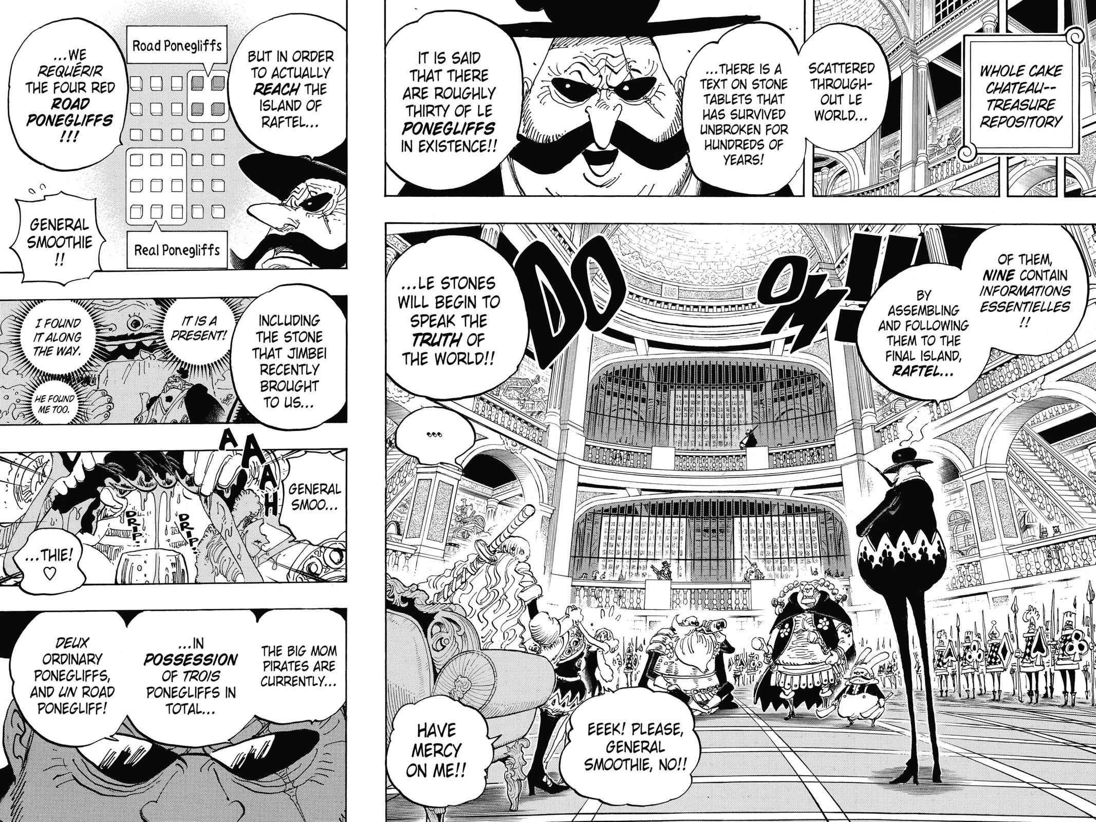 One Piece Chapter 846 Page 12
