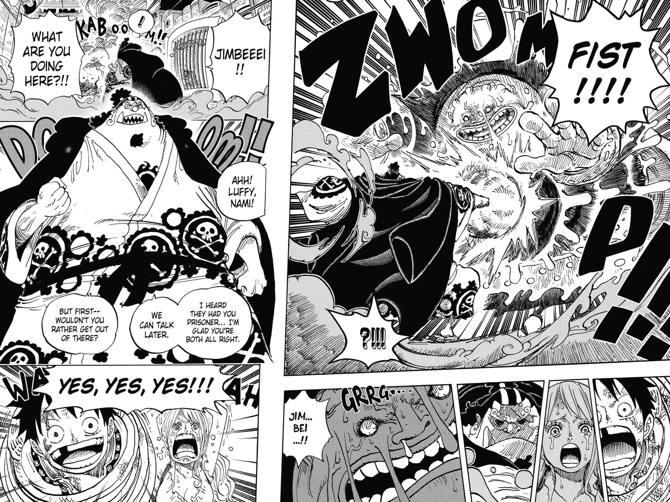 One Piece Chapter 851 Page 15
