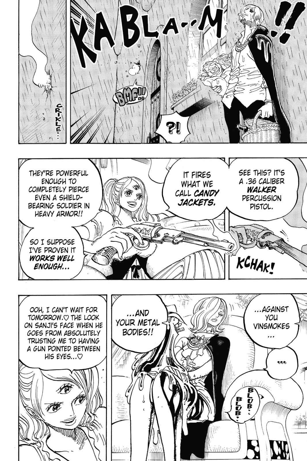One Piece Chapter 851 Page 4