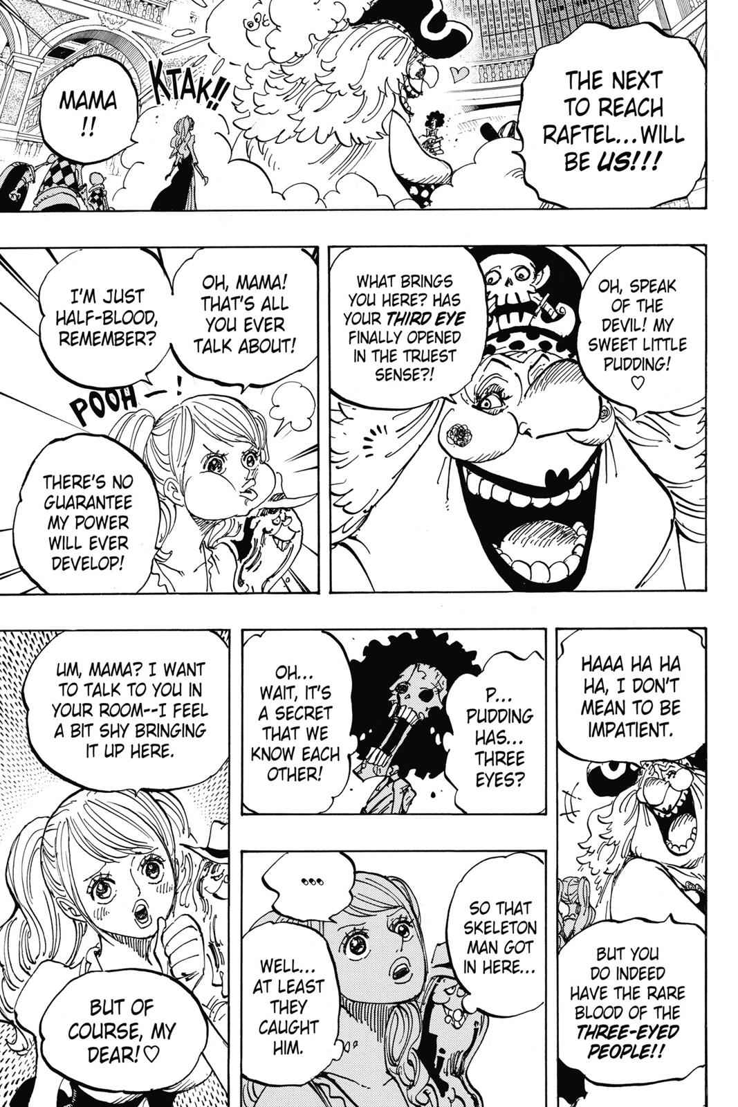 One Piece Chapter 853 Page 4