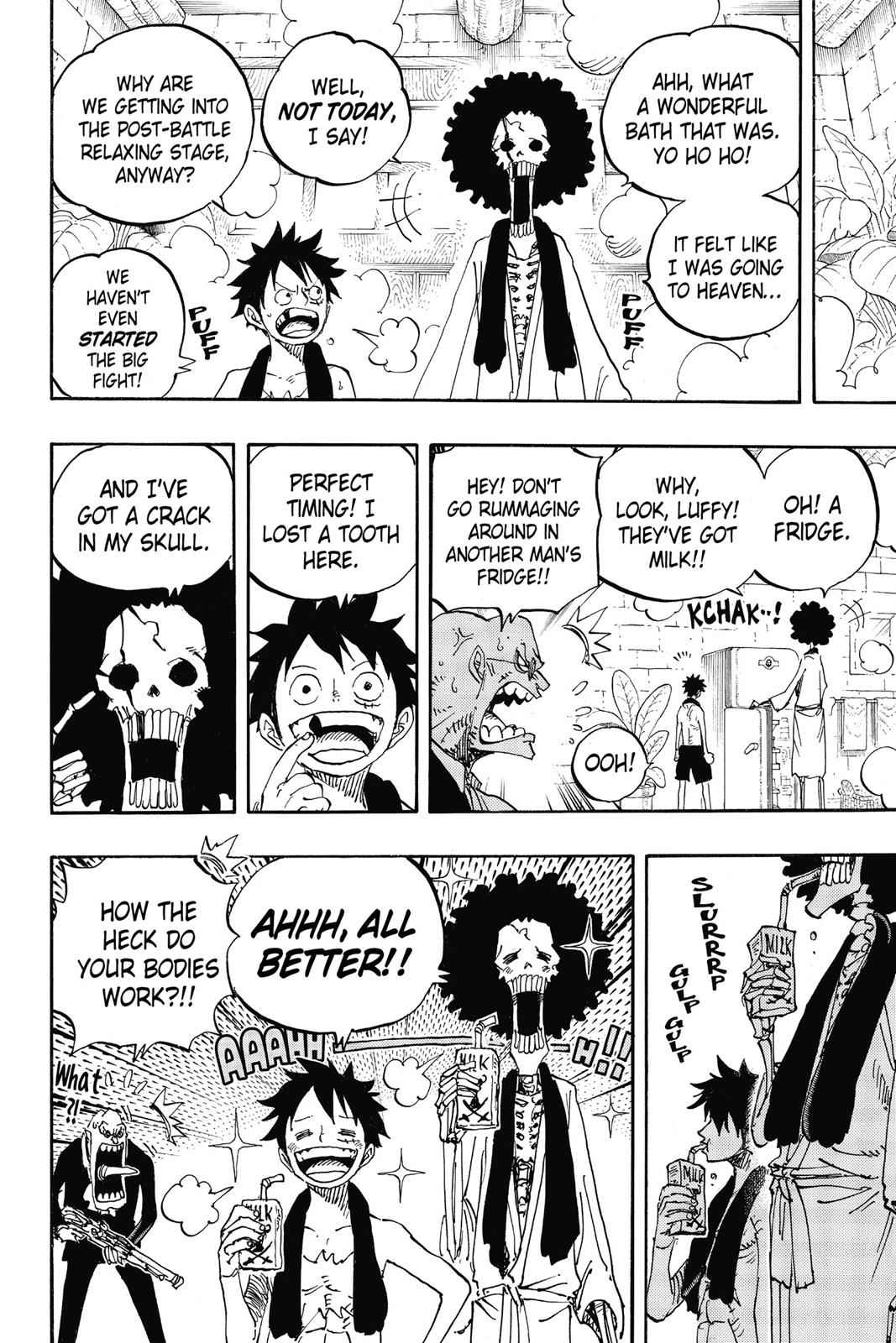 One Piece Chapter 858 Page 11