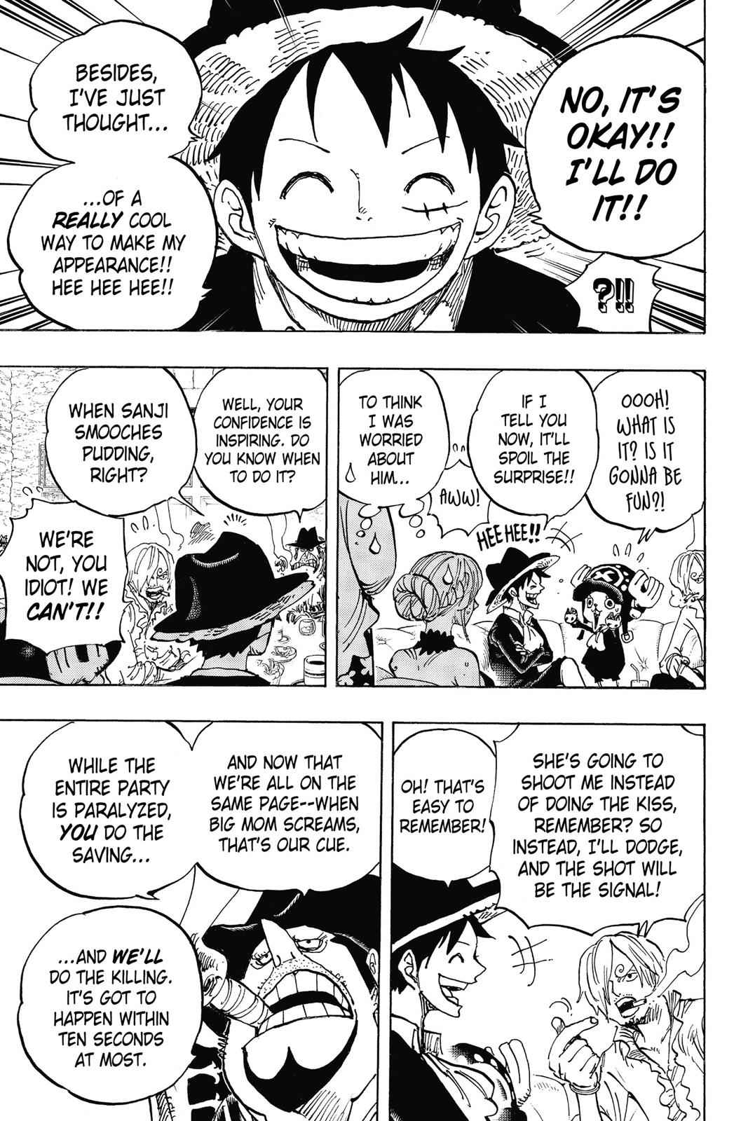 One Piece Chapter 859 Page 16
