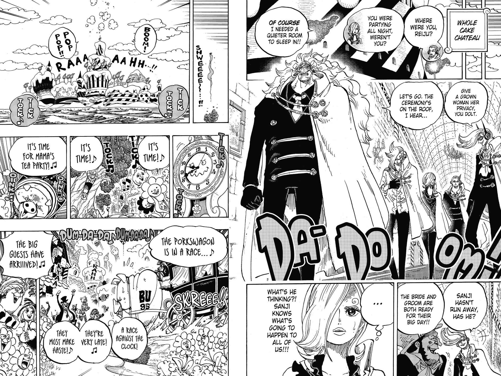 One Piece Chapter 860 Page 6