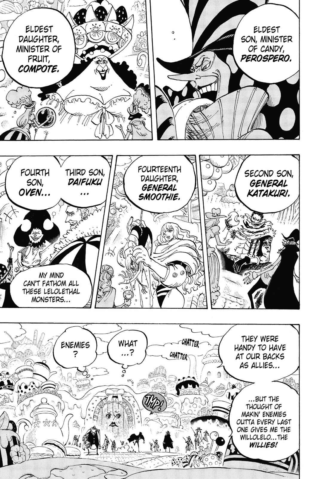 One Piece Chapter 861 Page 3