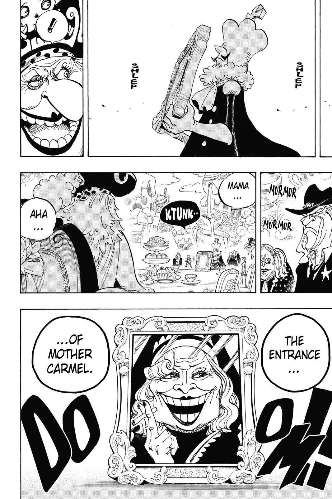 One Piece Chapter 861 Page 4