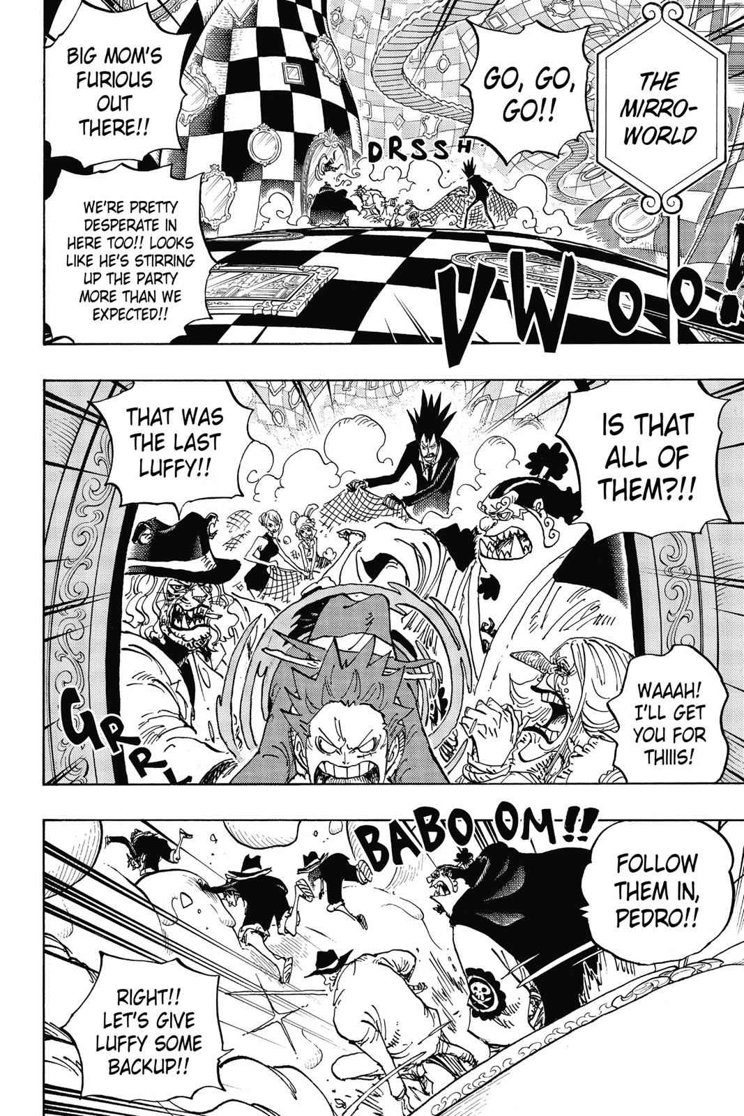 One Piece Chapter 863 Page 8