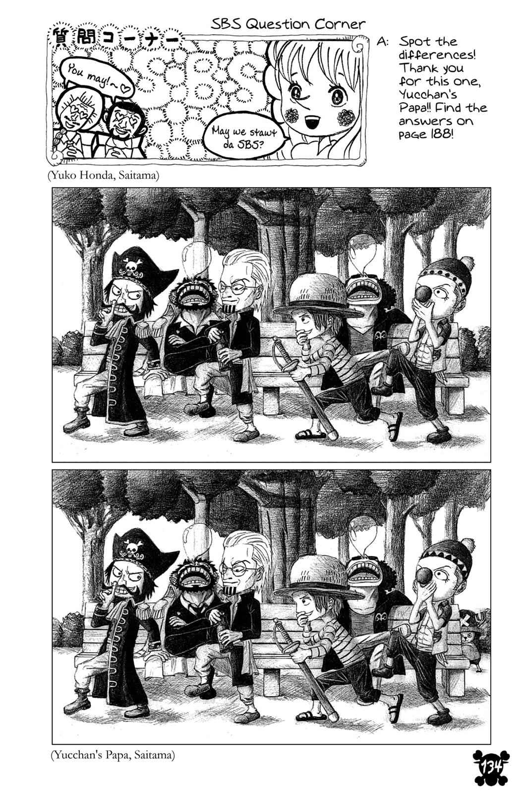 One Piece Chapter 865 Page 17