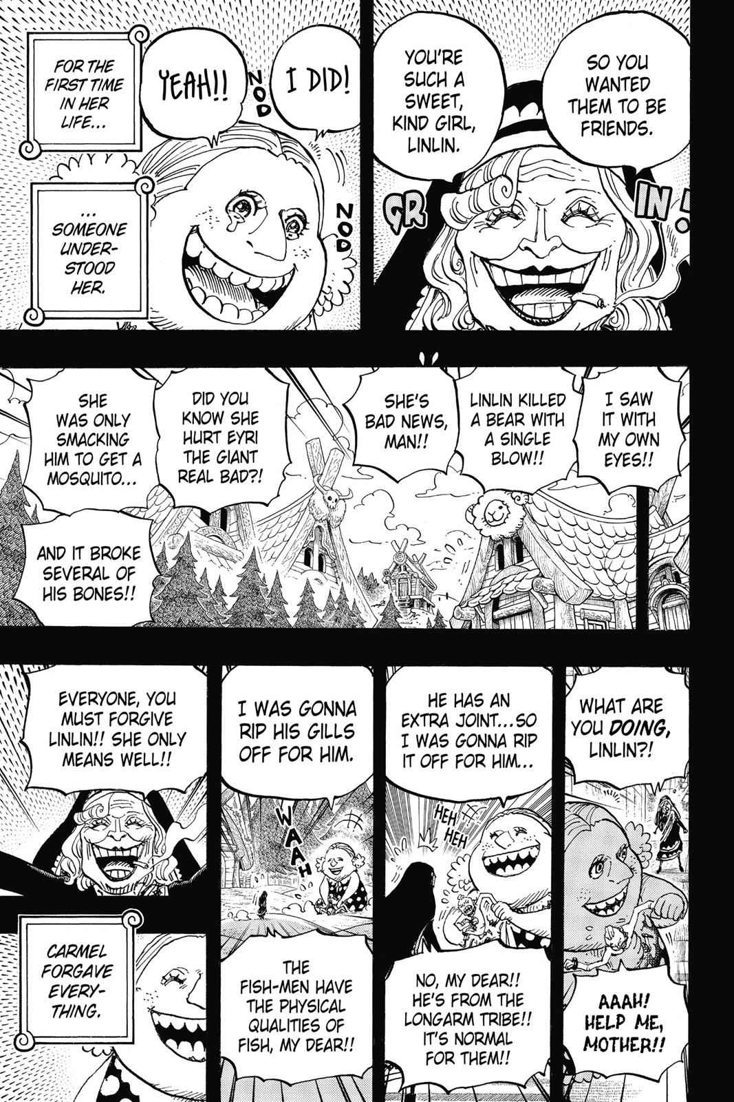 One Piece Chapter 866 Page 9