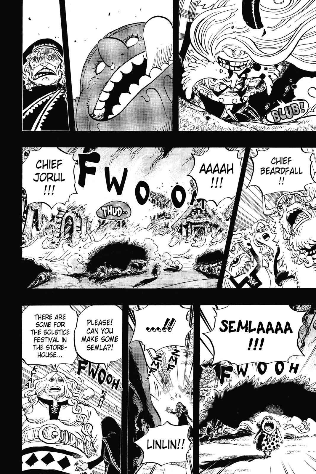 One Piece Chapter 867 Page 3