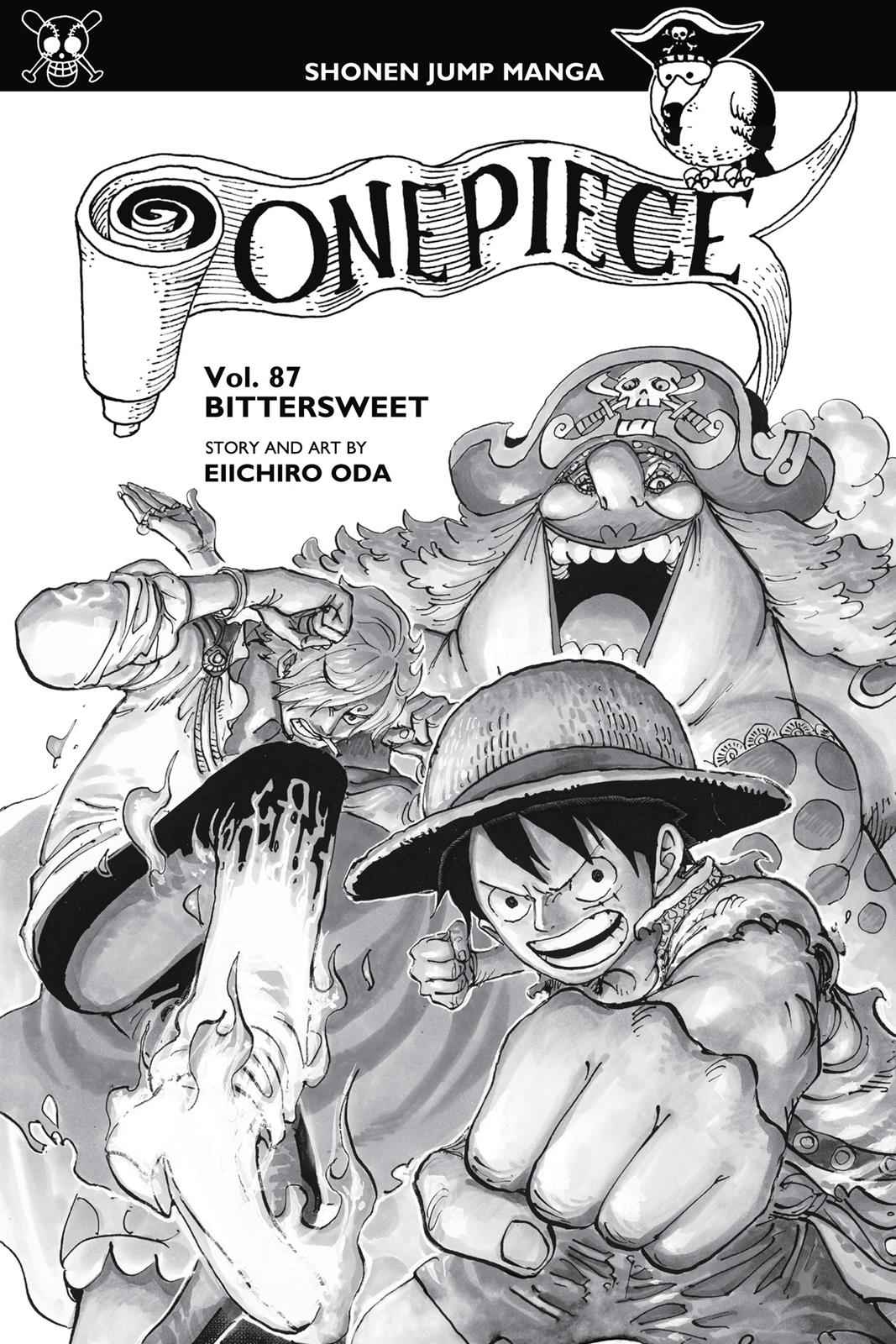 One Piece Chapter 870 Page 2