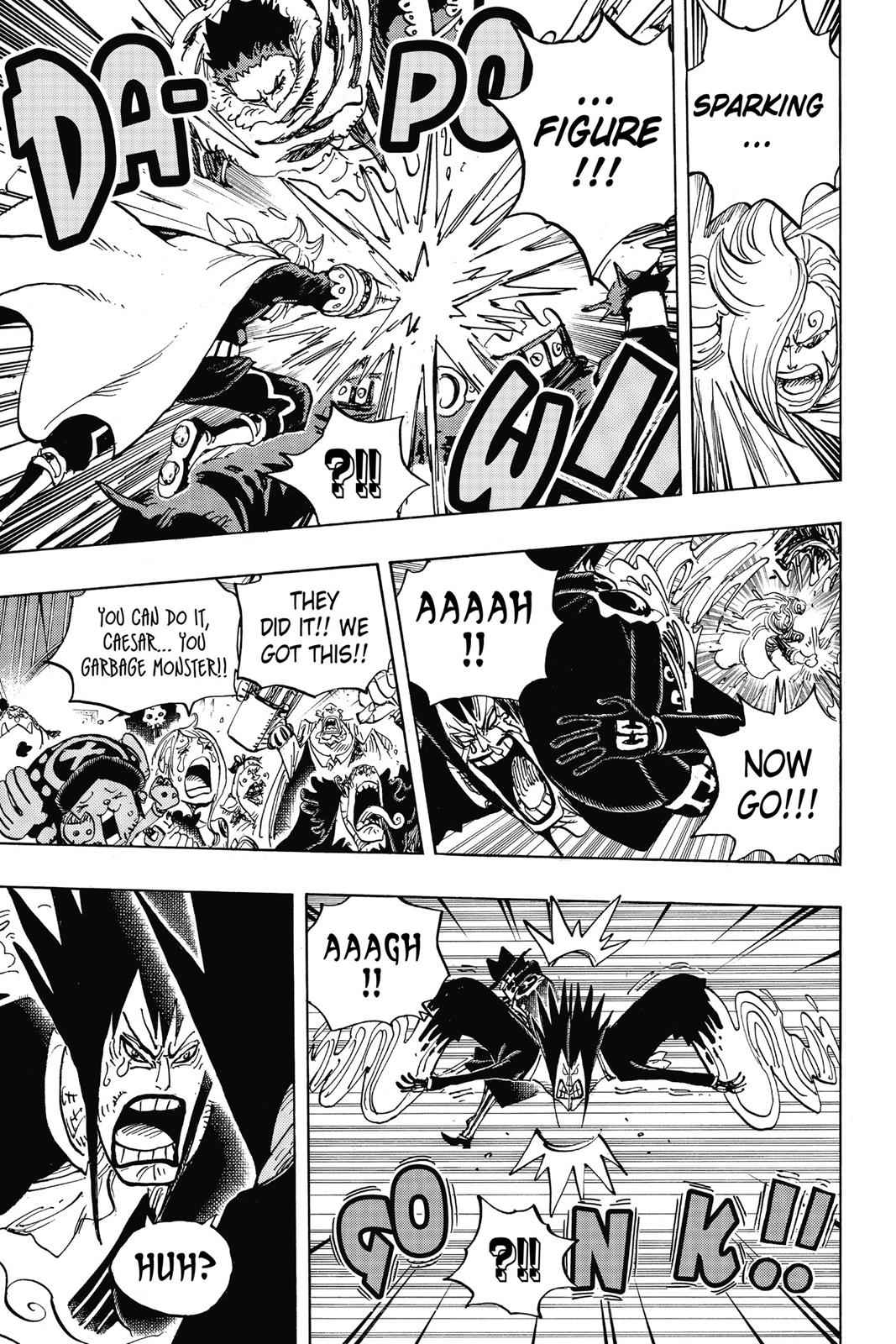 One Piece Chapter 871 Page 13