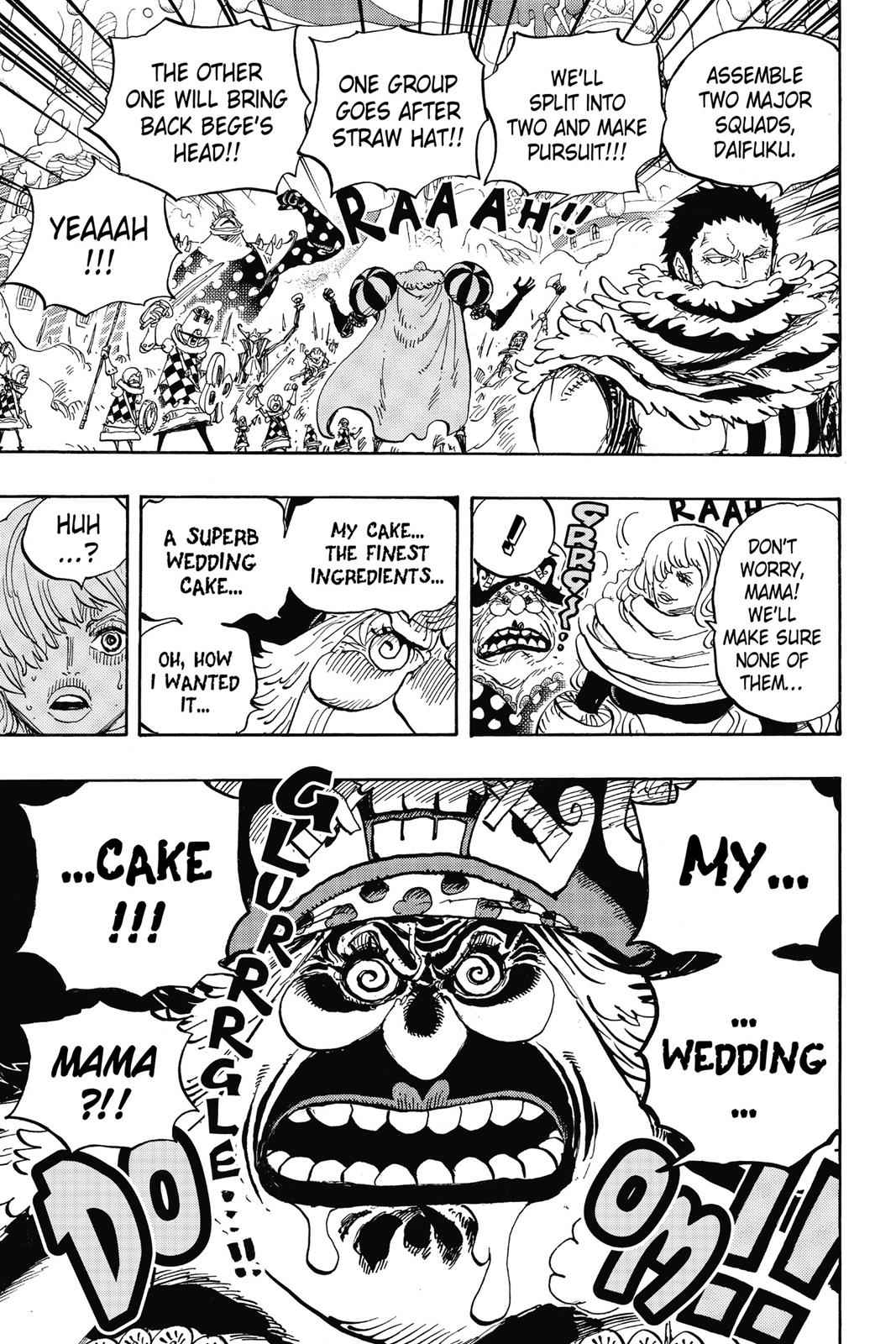 One Piece Chapter 872 Page 17