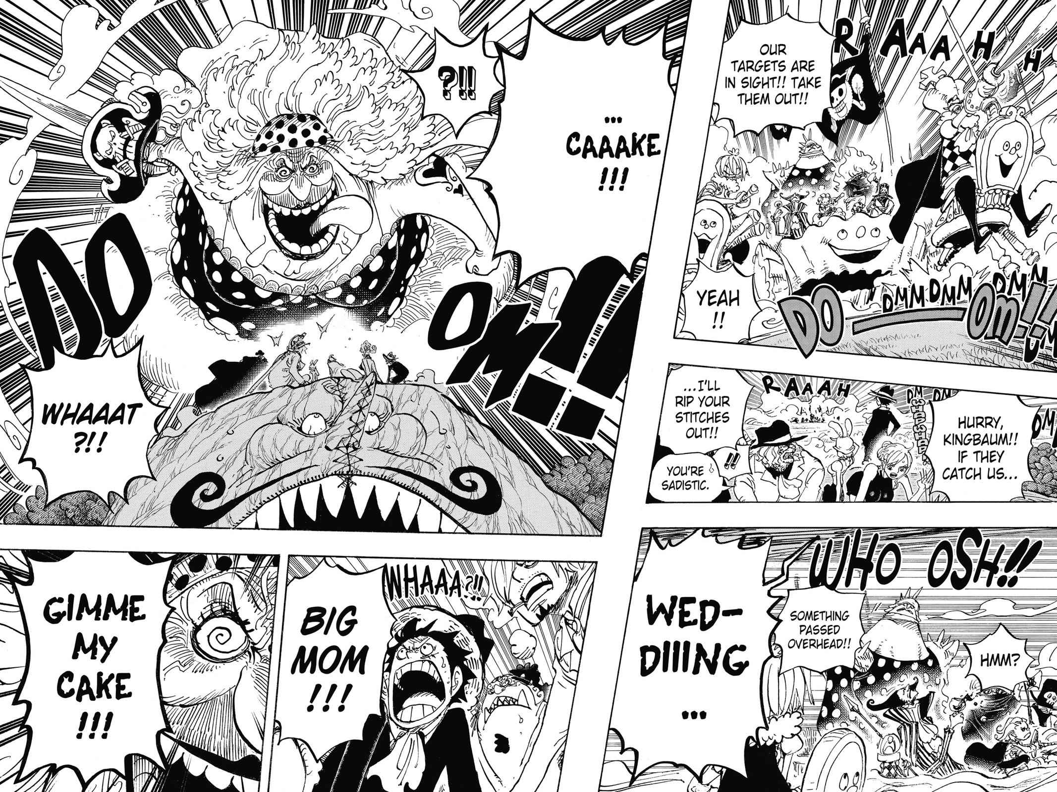 One Piece Chapter 873 Page 15