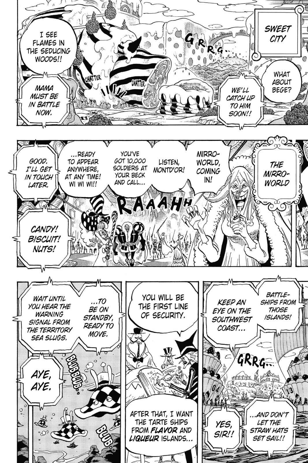 One Piece Chapter 874 Page 15