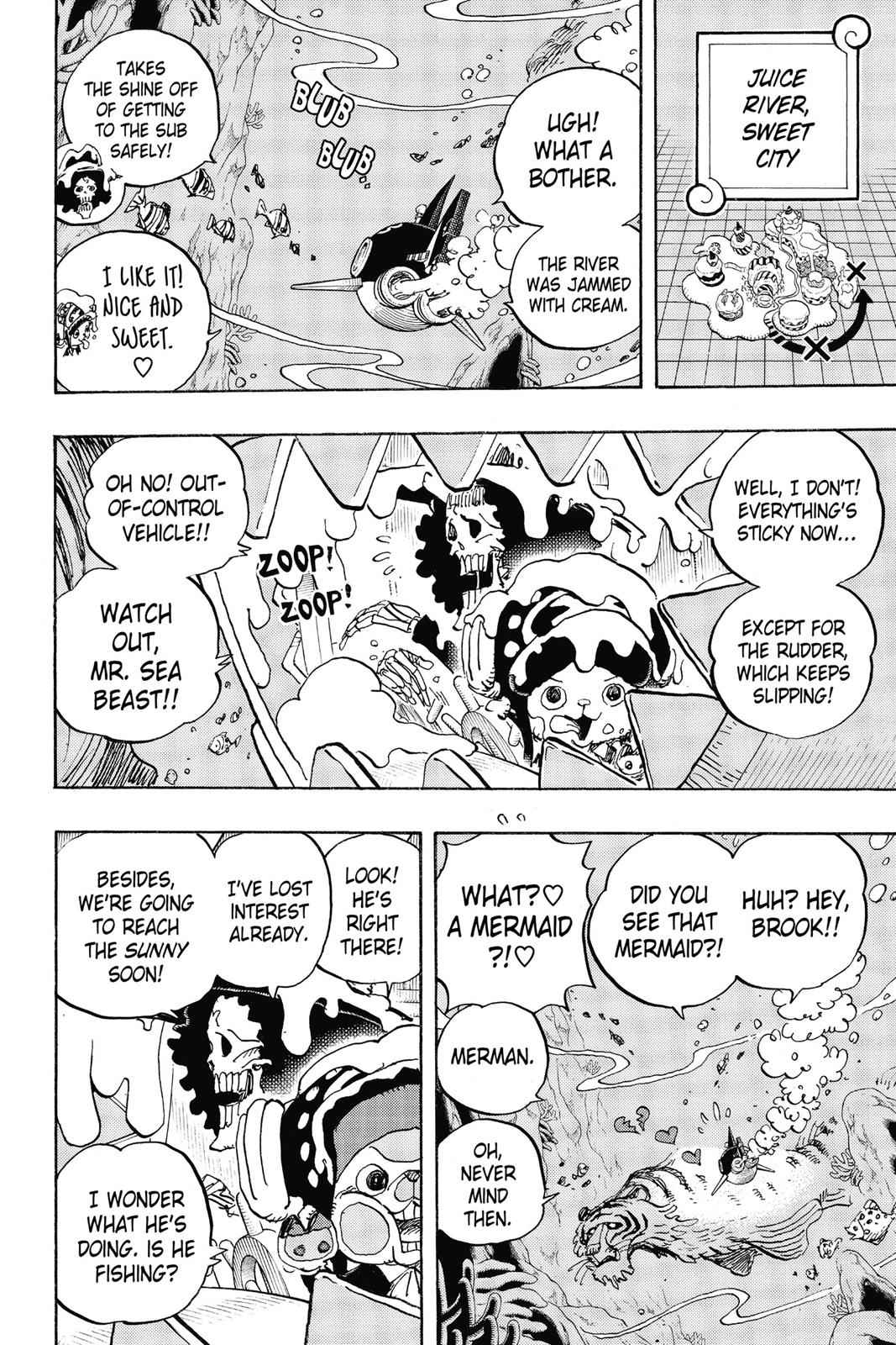One Piece Chapter 875 Page 2