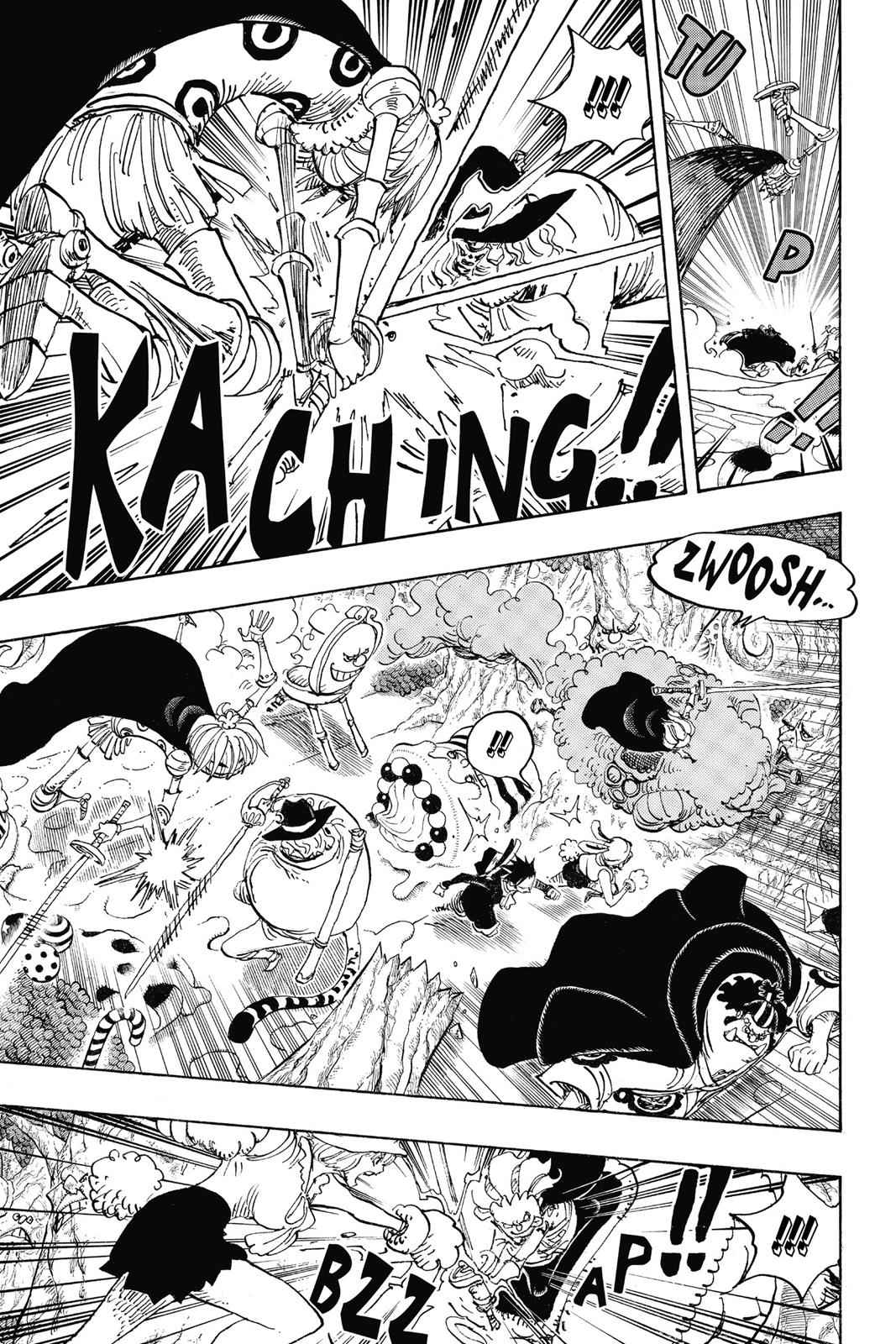 One Piece Chapter 875 Page 9