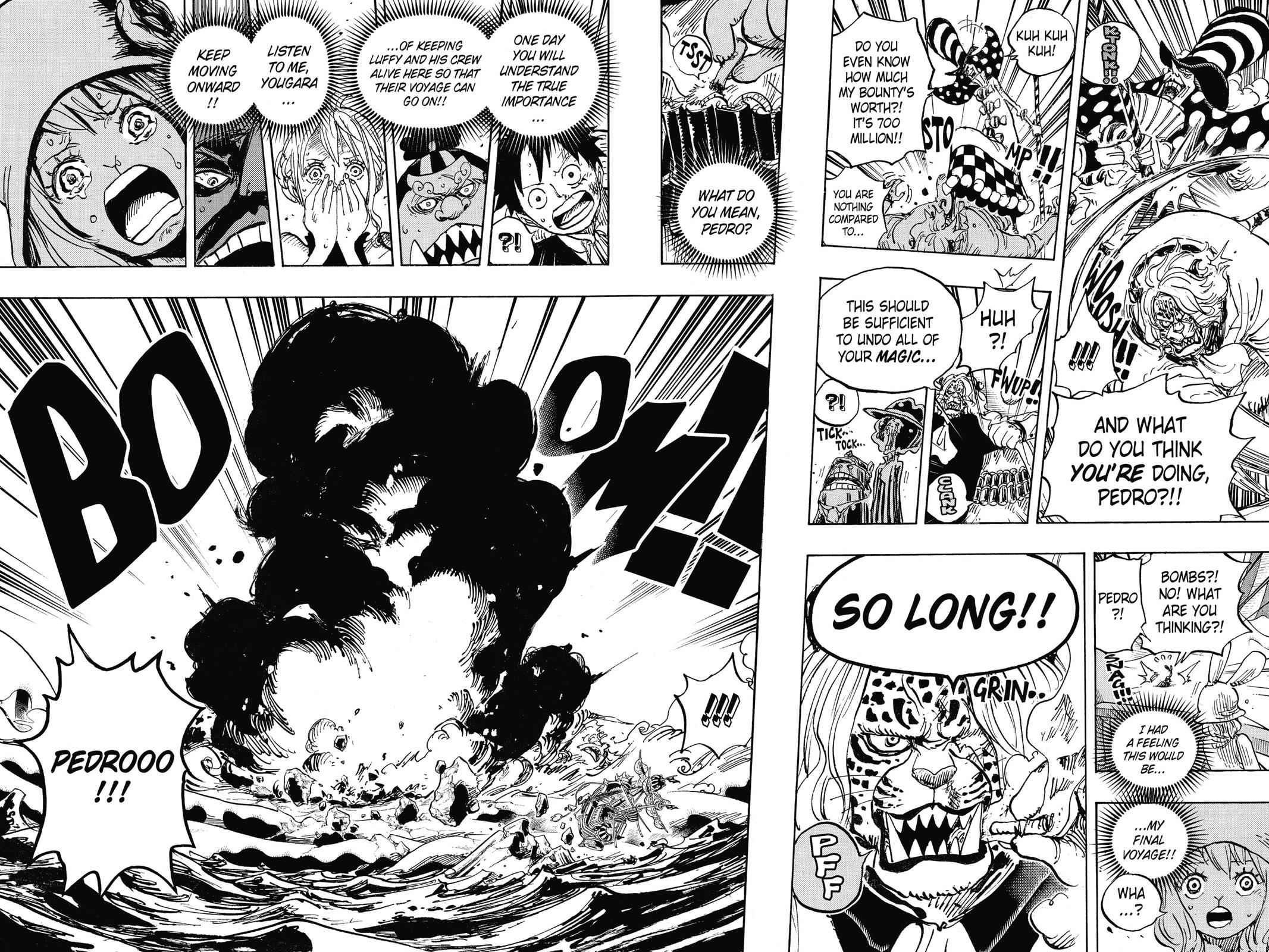 One Piece Chapter 877 Page 15