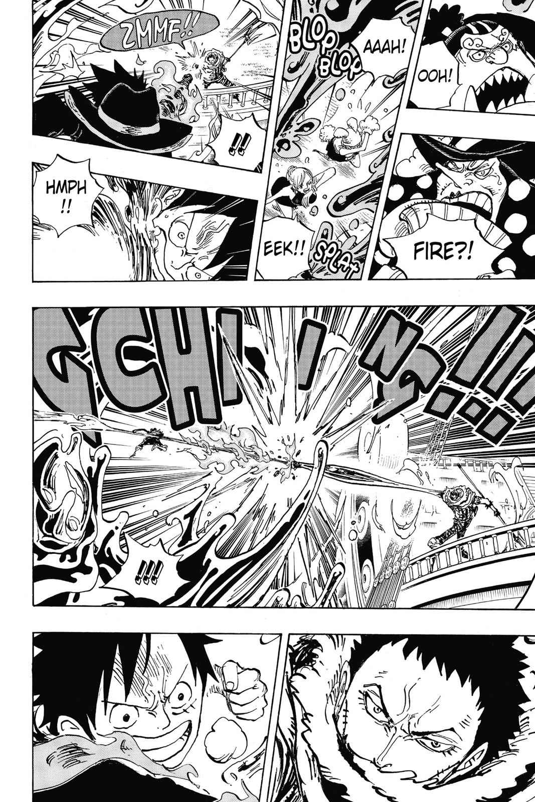 One Piece Chapter 877 Page 9