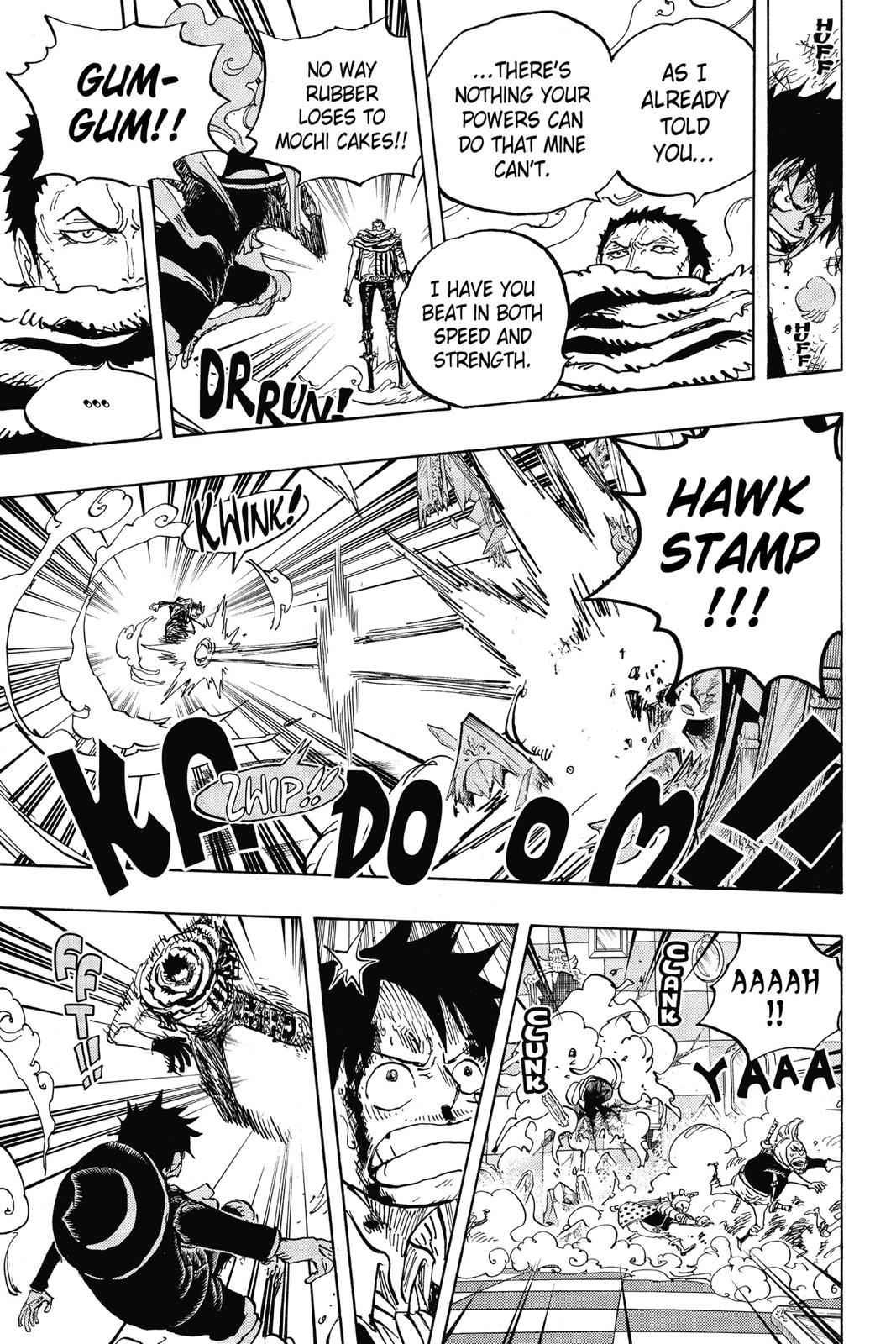 One Piece Chapter 879 Page 13