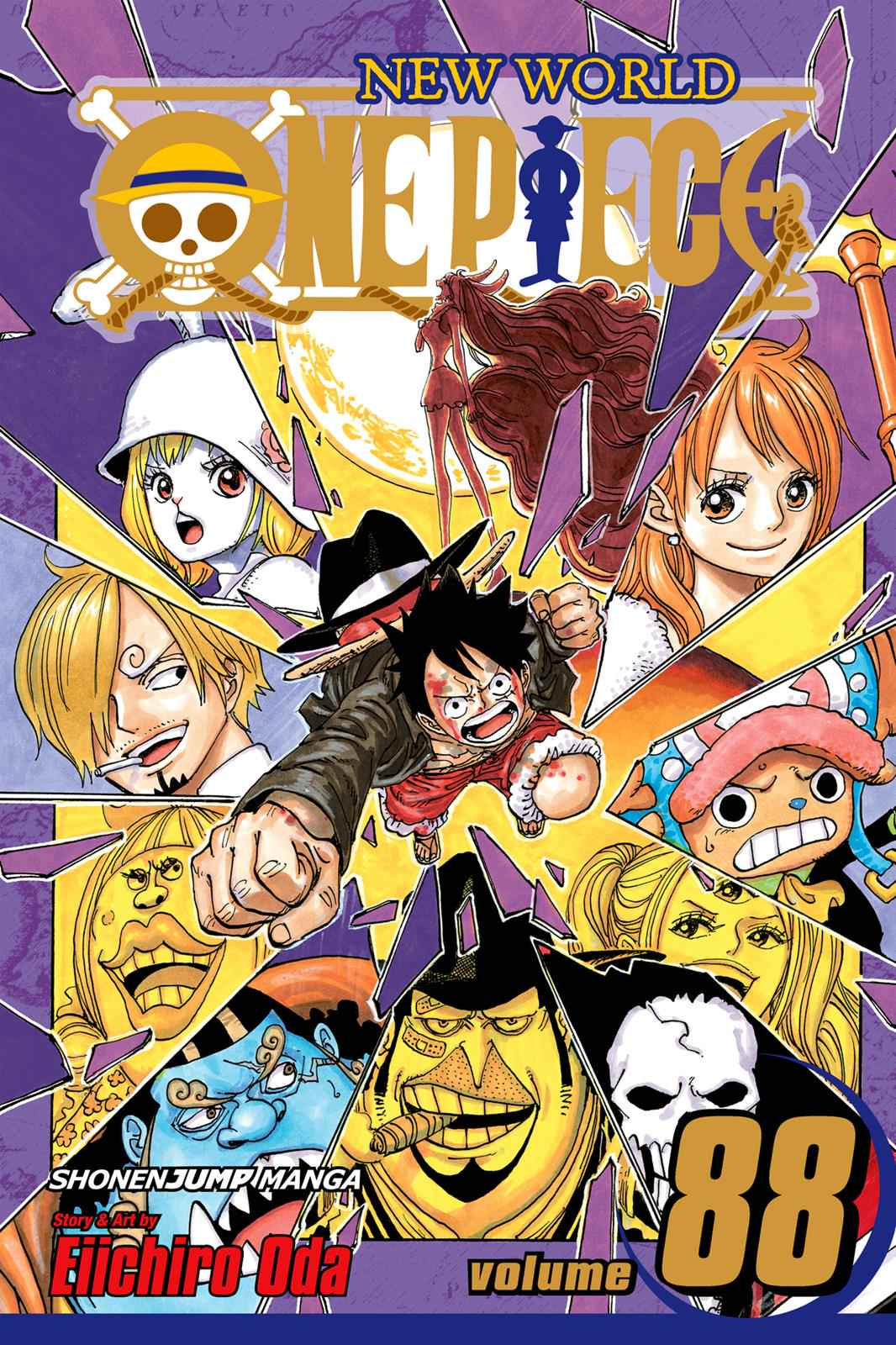 One Piece Chapter 880 Page 1