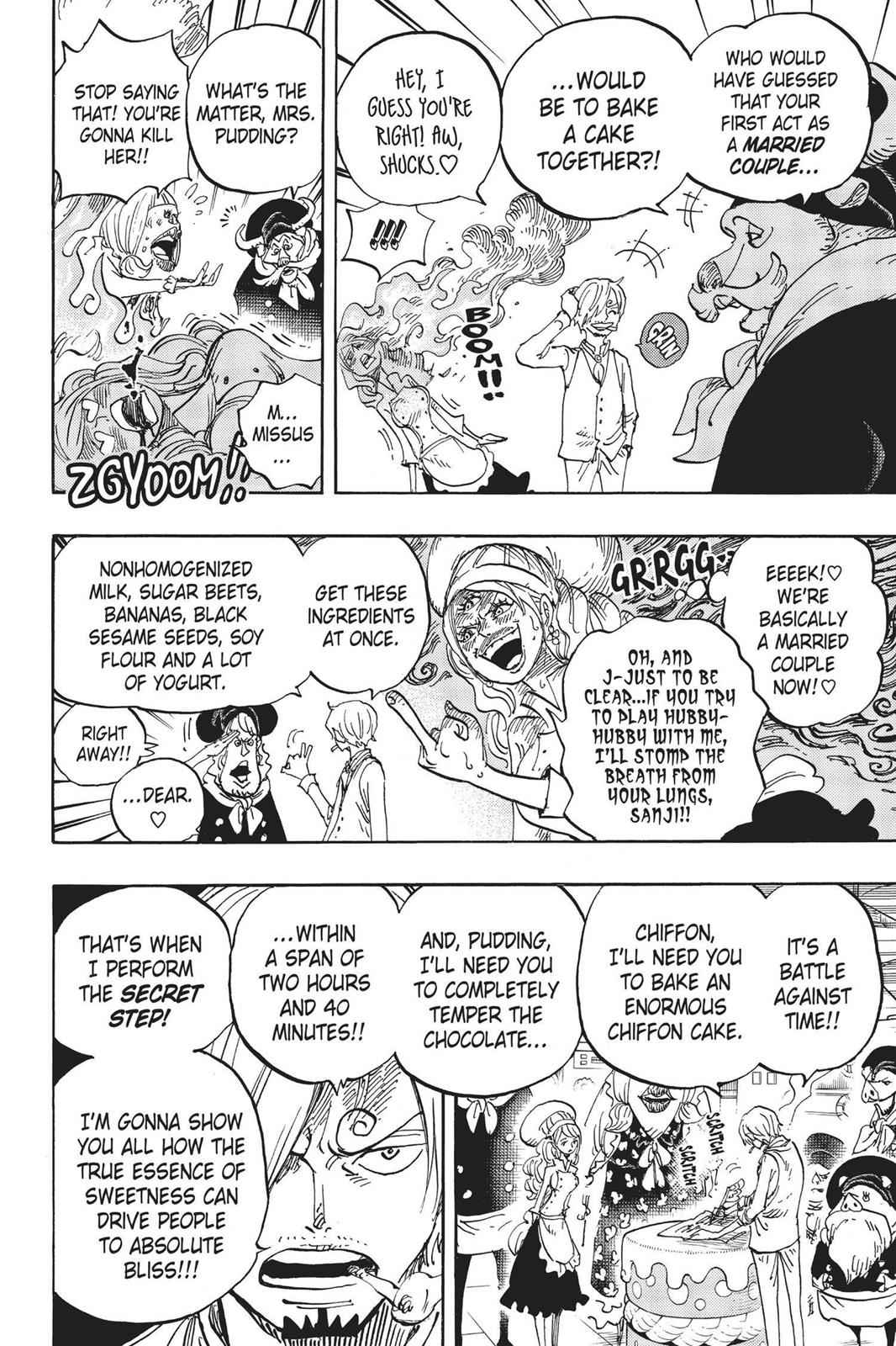 One Piece Chapter 880 Page 14