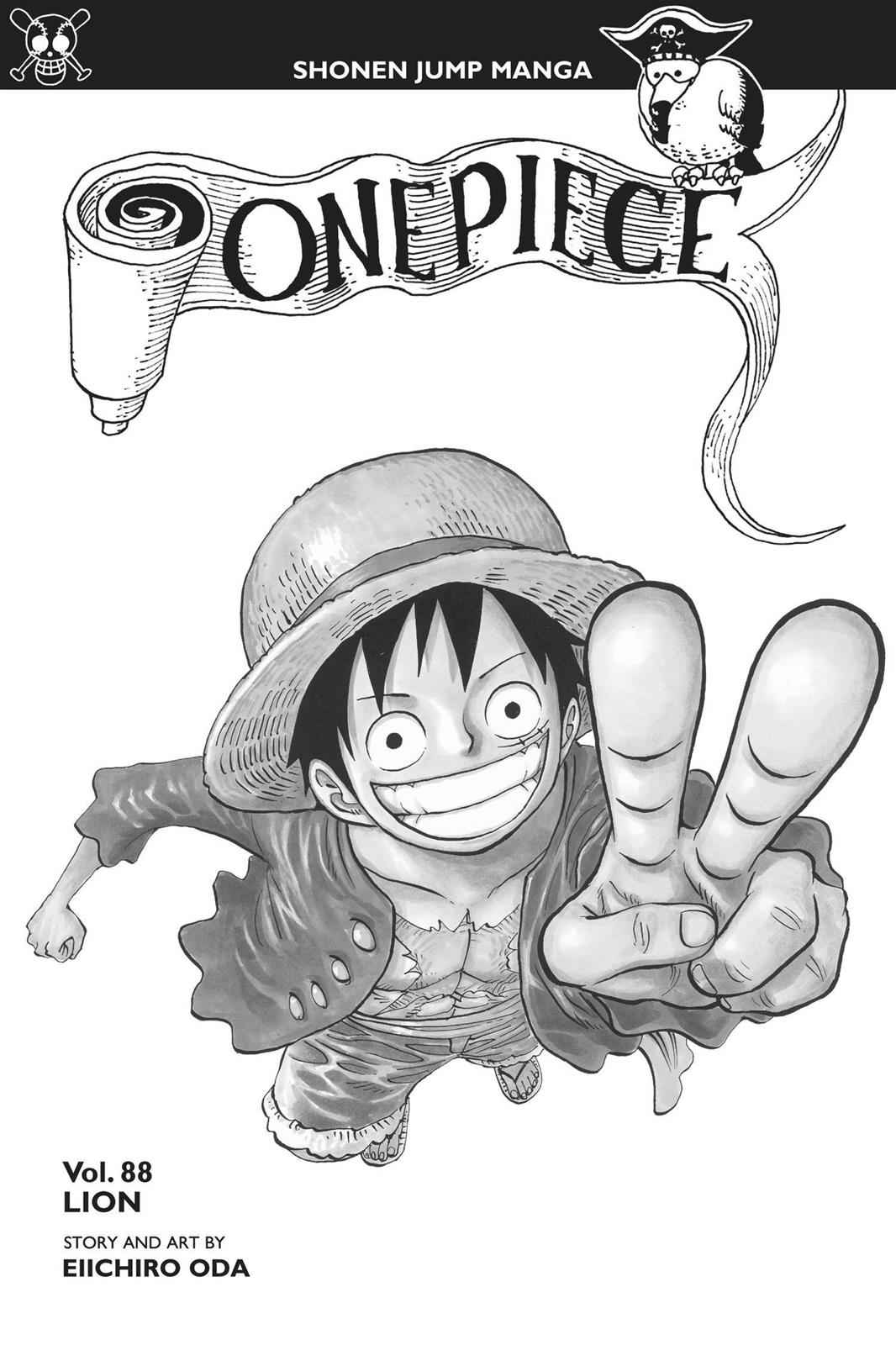 One Piece Chapter 880 Page 2