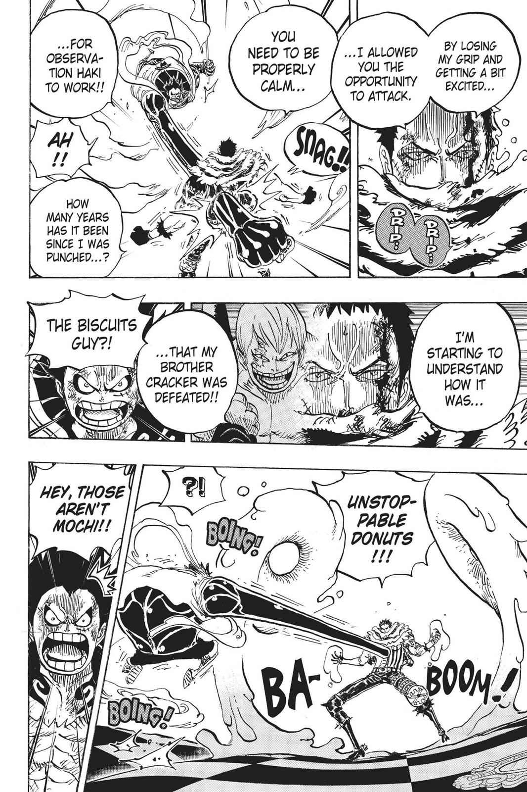 One Piece Chapter 884 Page 8