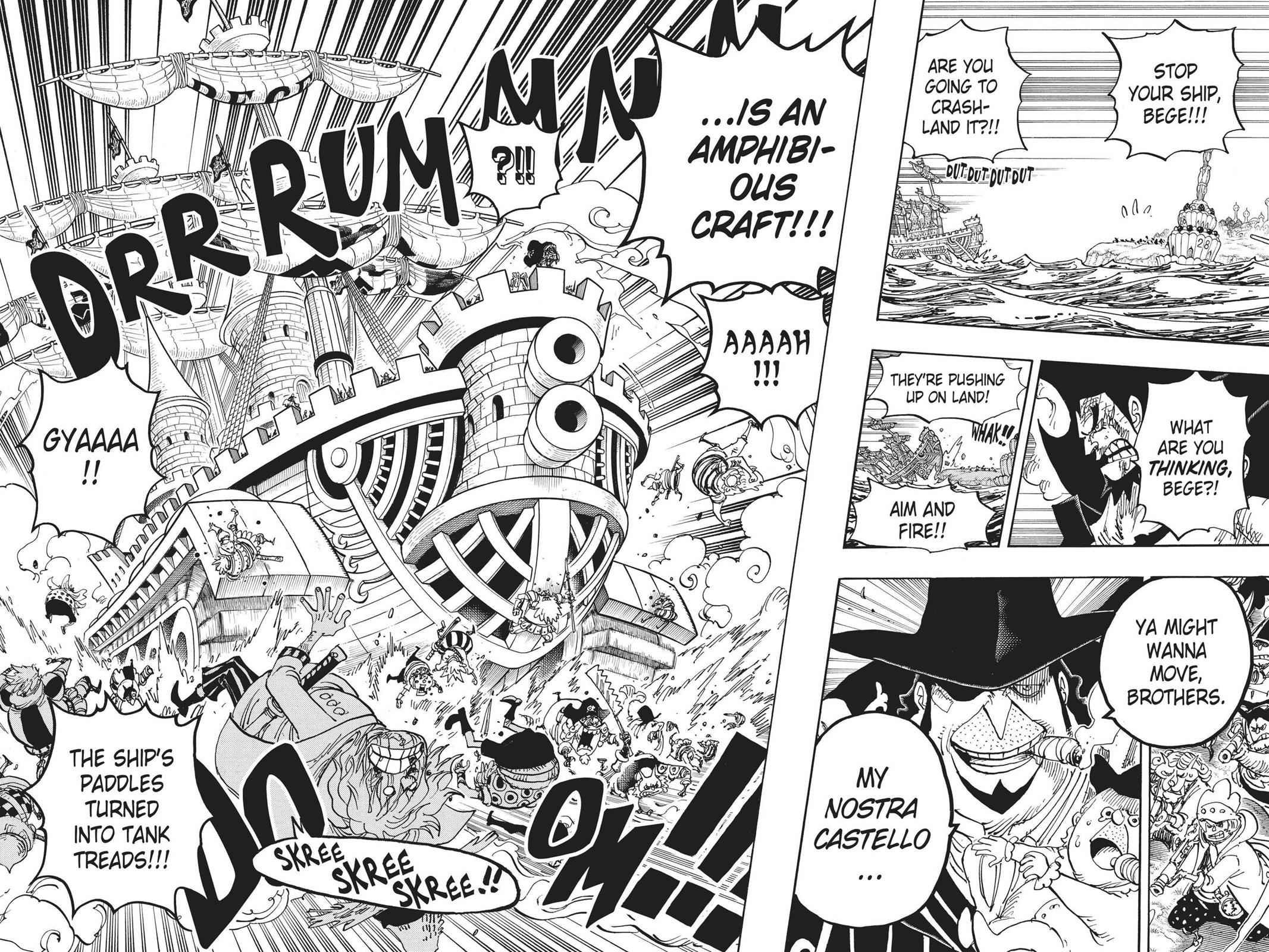 One Piece Chapter 887 Page 3