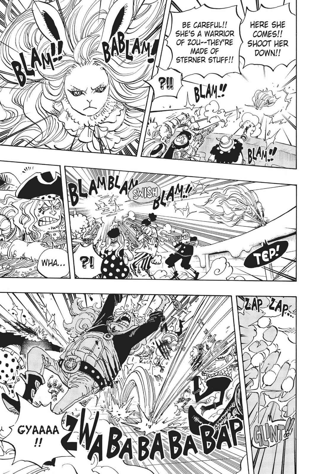 One Piece Chapter 888 Page 13
