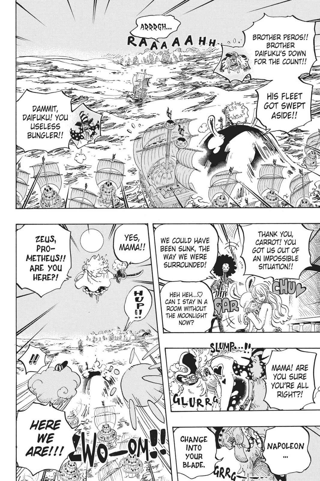 One Piece Chapter 889 Page 13