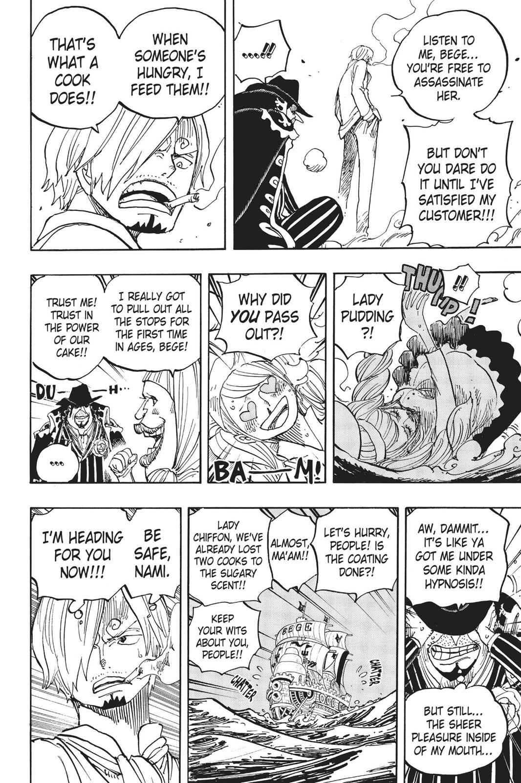 One Piece Chapter 889 Page 9