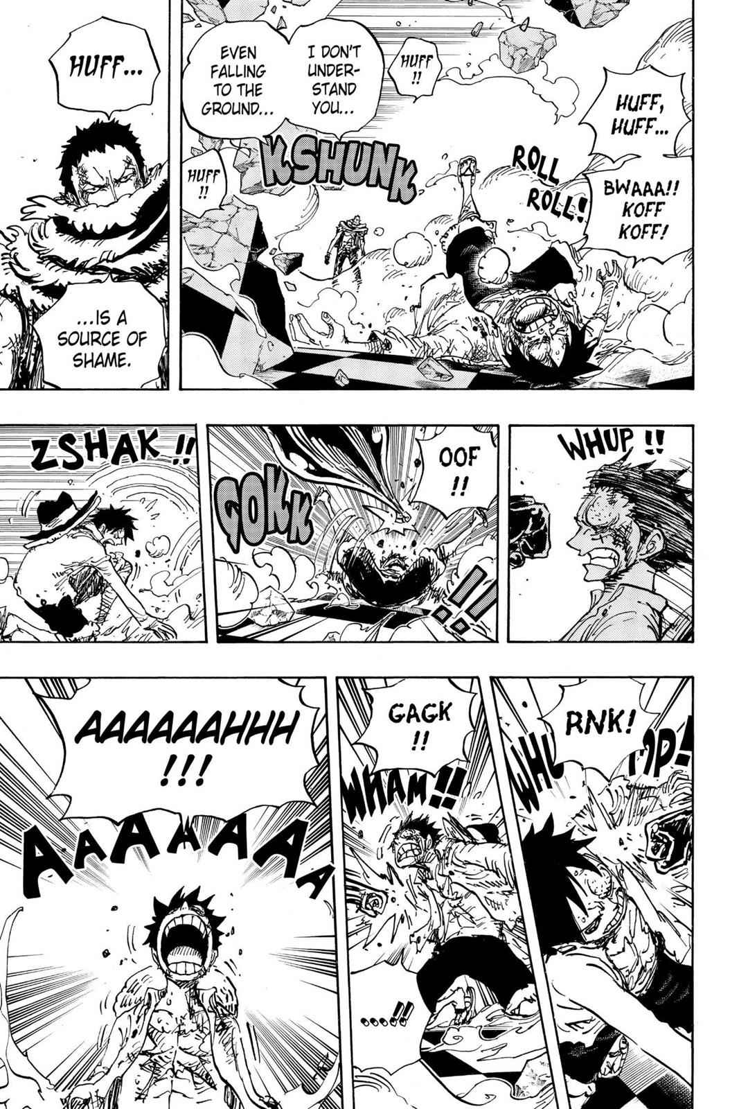 One Piece Chapter 891 Page 9