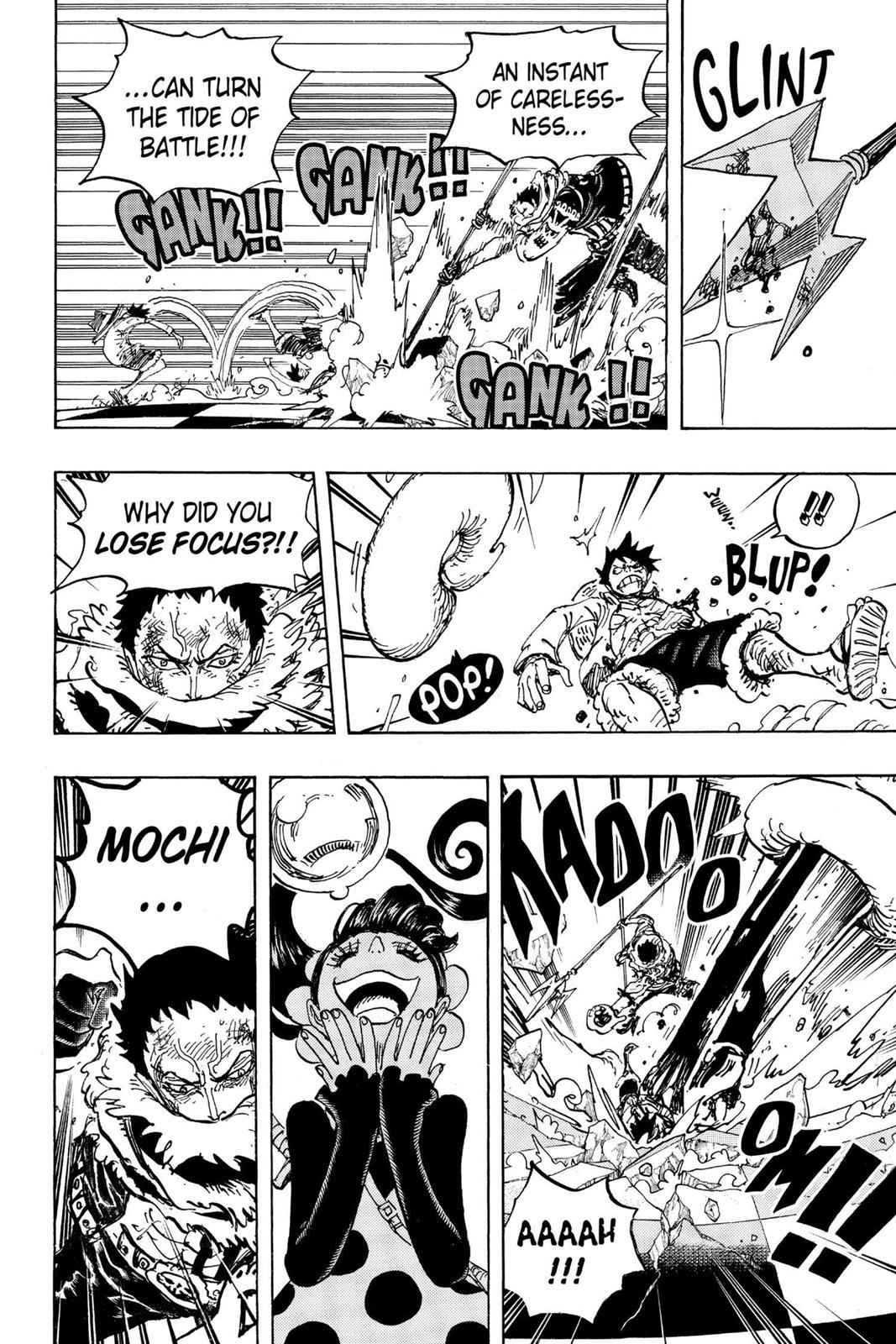 One Piece Chapter 893 Page 4